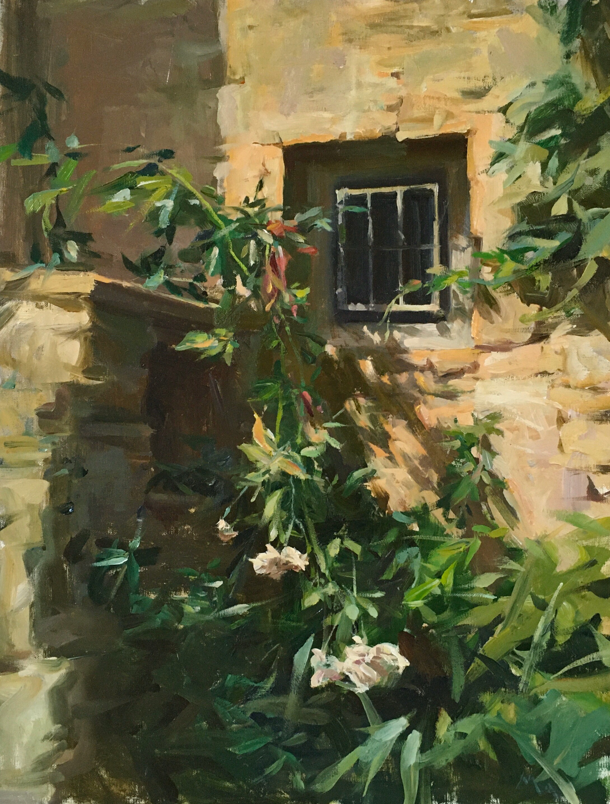 Venasque Window by Kyle Ma