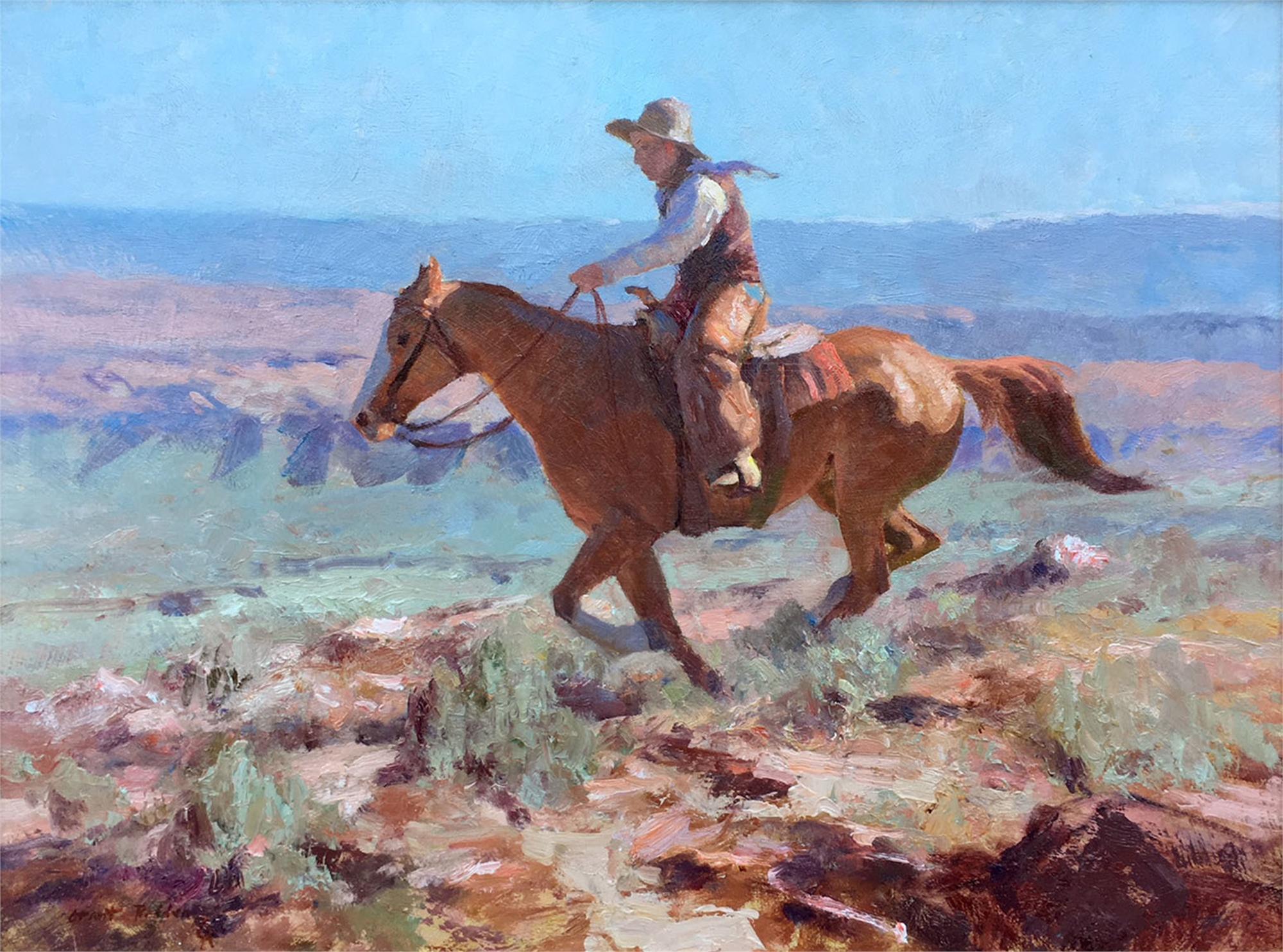 Spanish Trail by Grant Redden