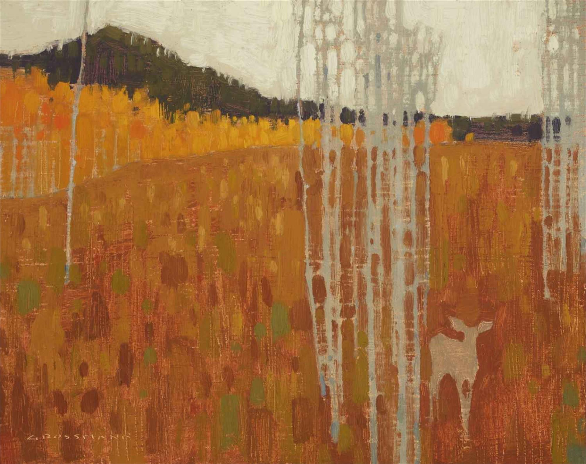 Late Autumn Wandering by David Grossmann