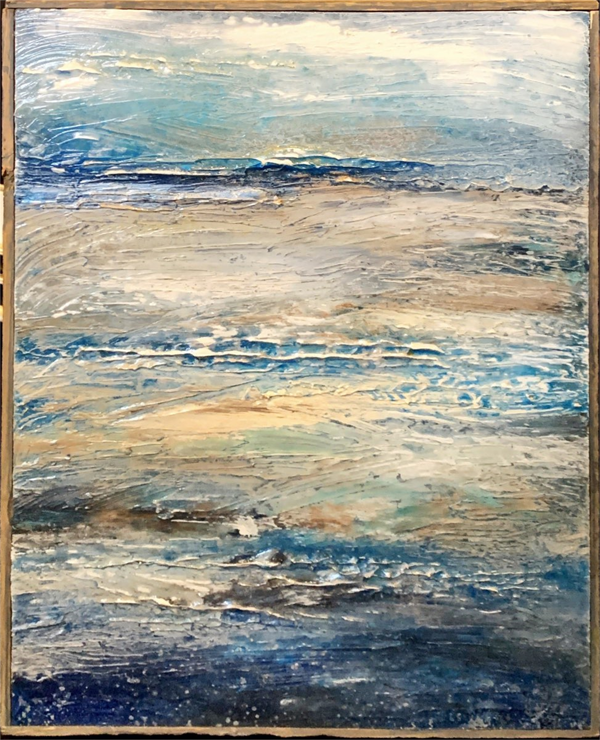 Piece by Peace 2 by Lisa Wilson