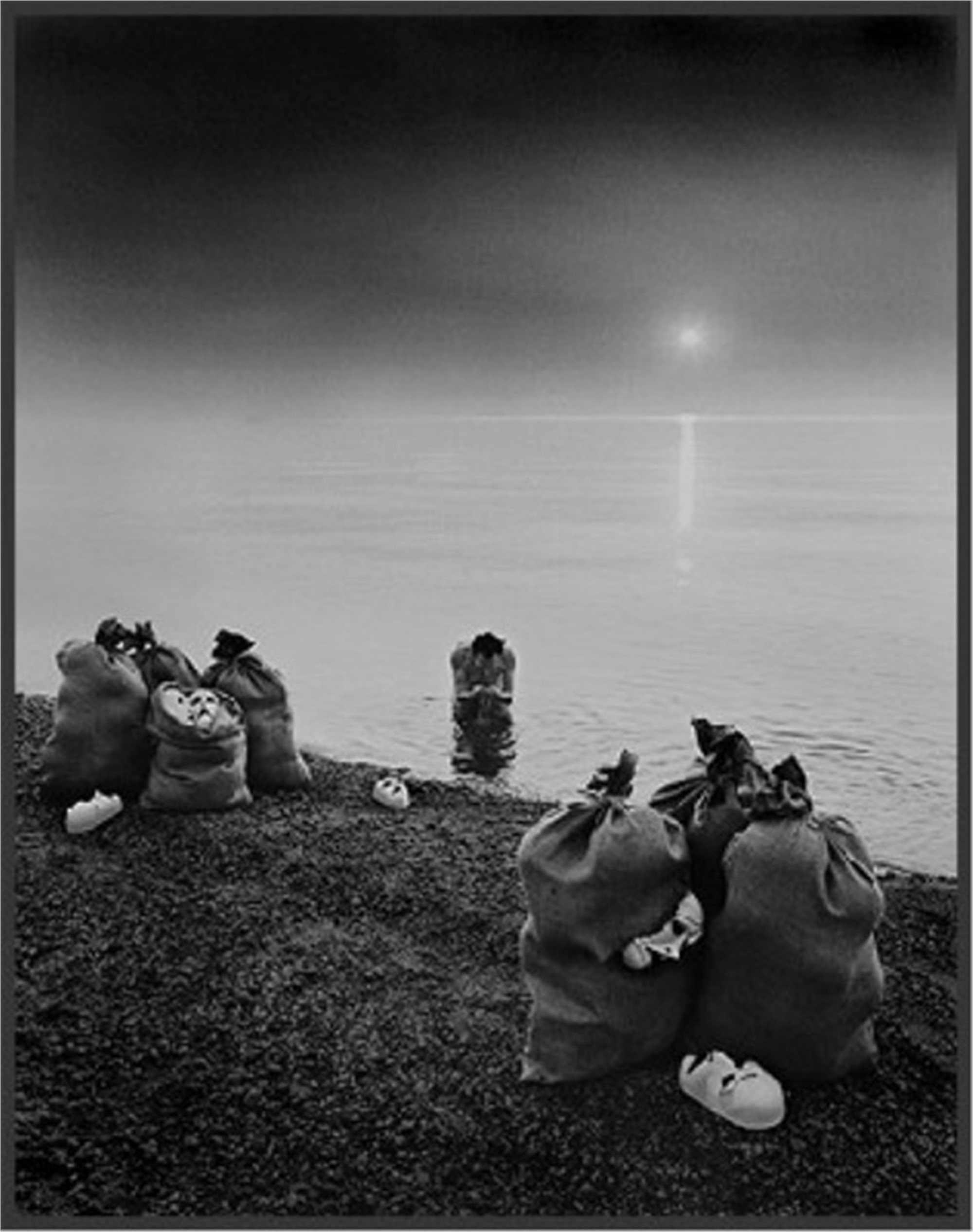 Renunciation by Misha Gordin
