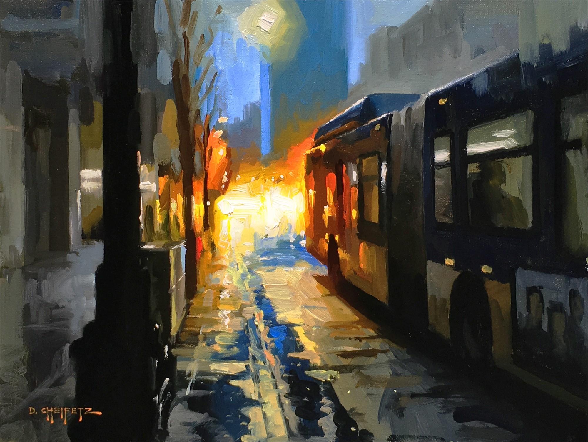 Edge of Light by David Cheifetz