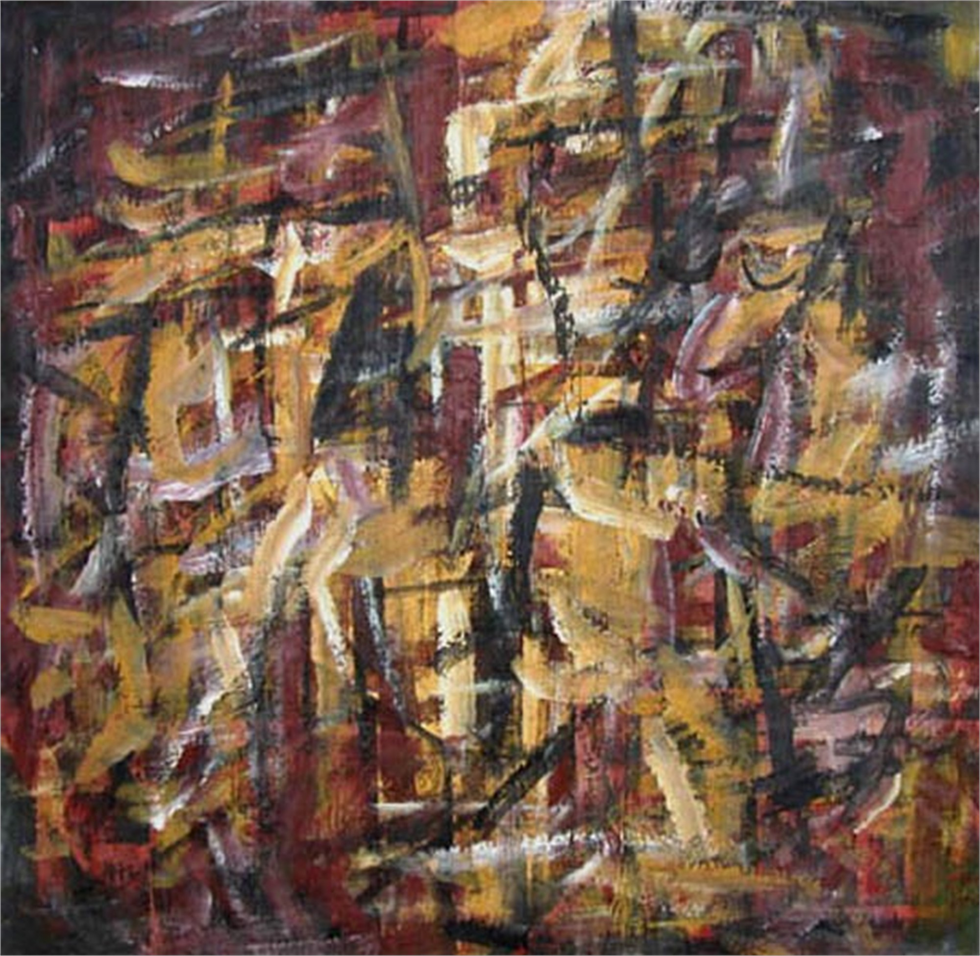 A Trace of Red by Contemporary Chinese Art