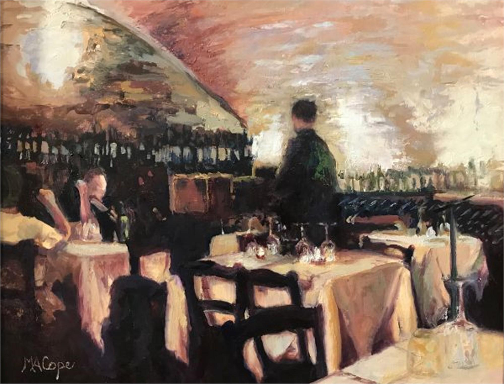 Ristorante Parione by Mary Ann Cope