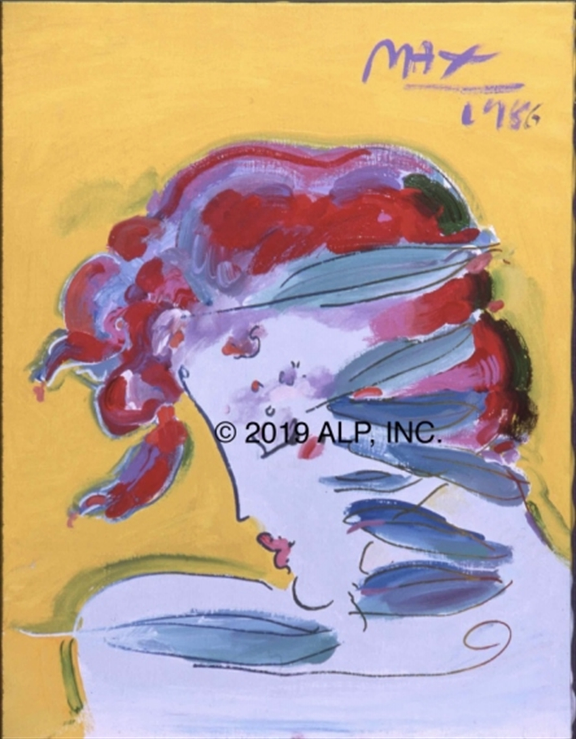 2333 - Vintage Collection by Peter Max