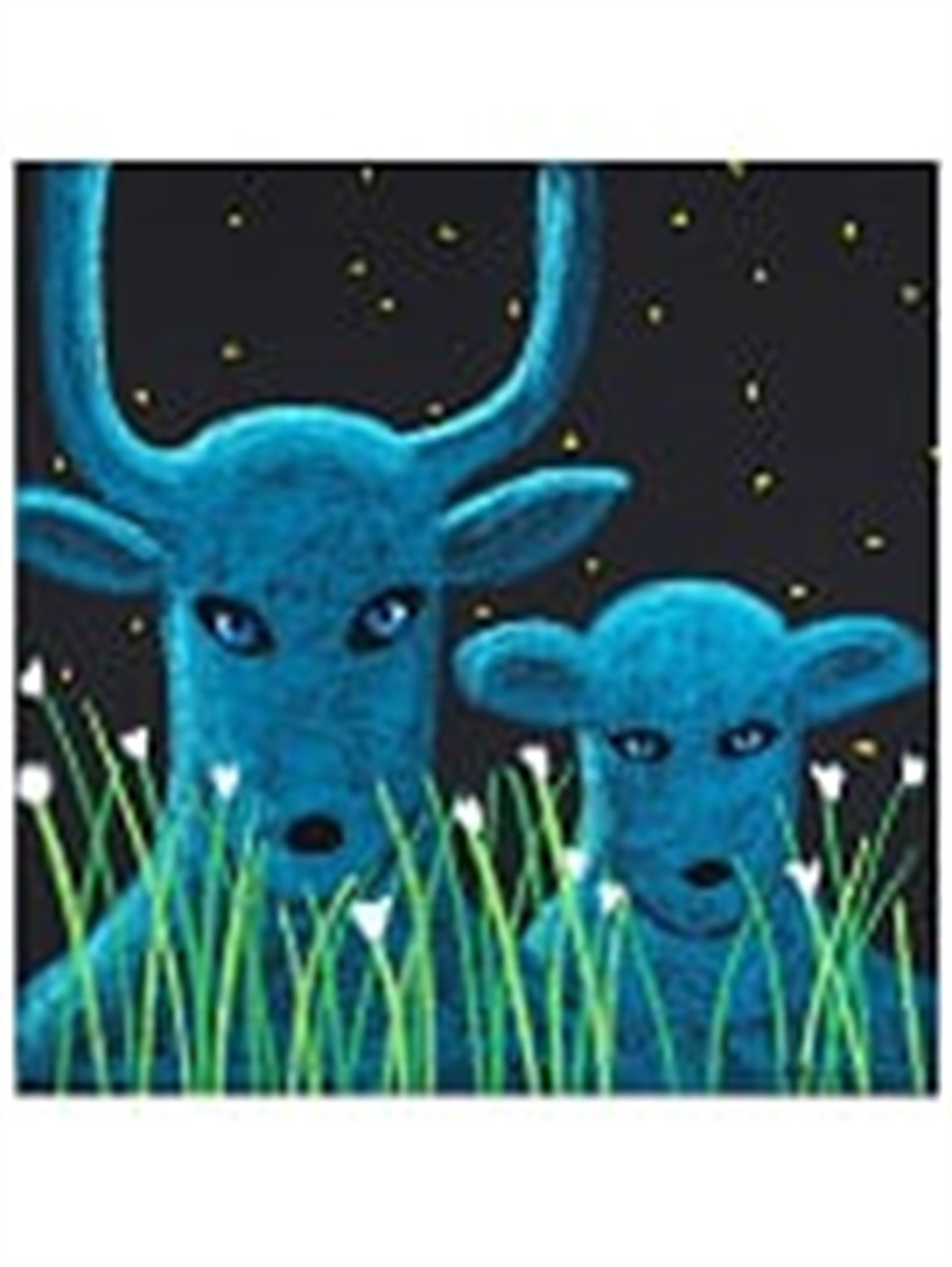 From: The Night Garden 'So Deer' by Carole LaRoche