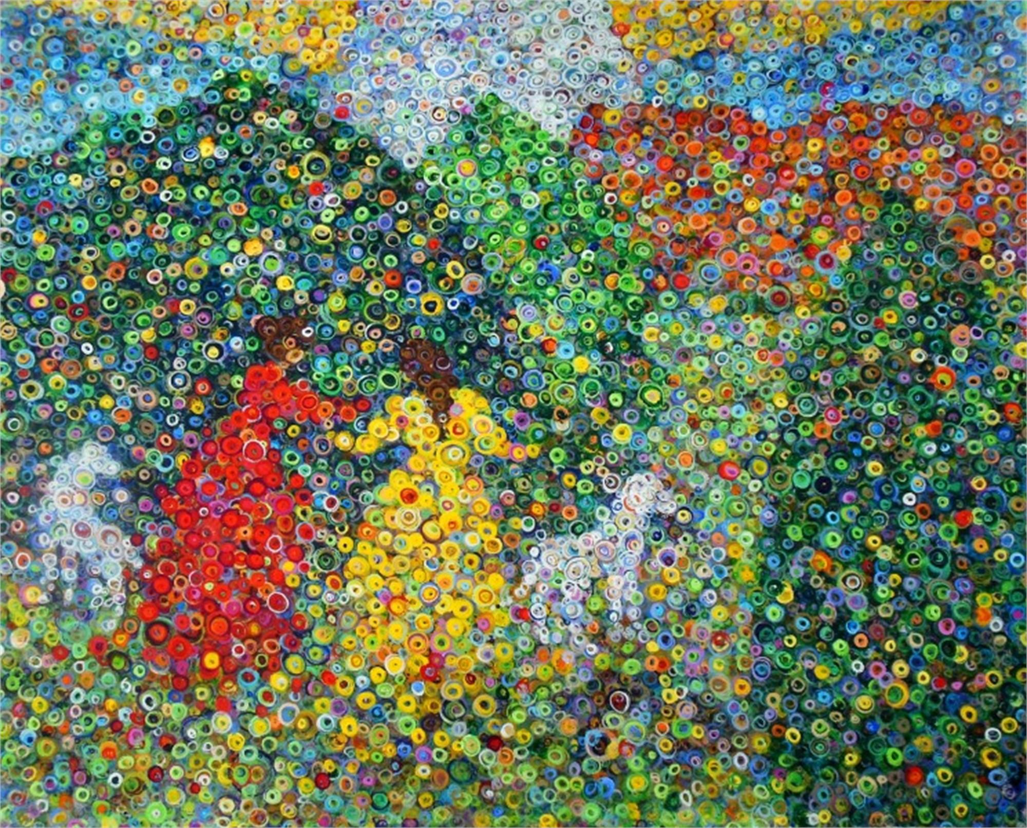 Garden of the Gods by Marcio Diaz