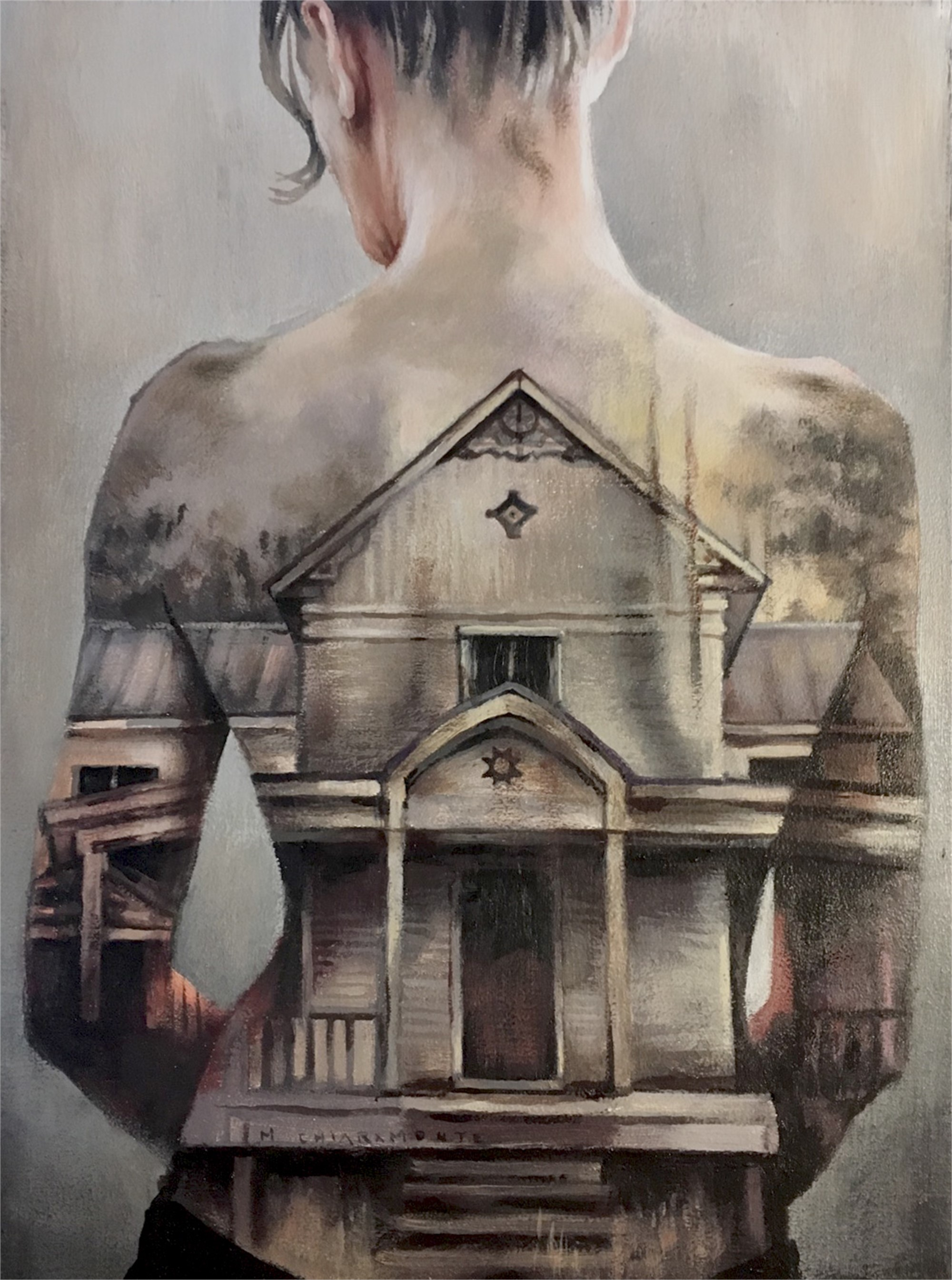 The Faded by Mary Chiaramonte