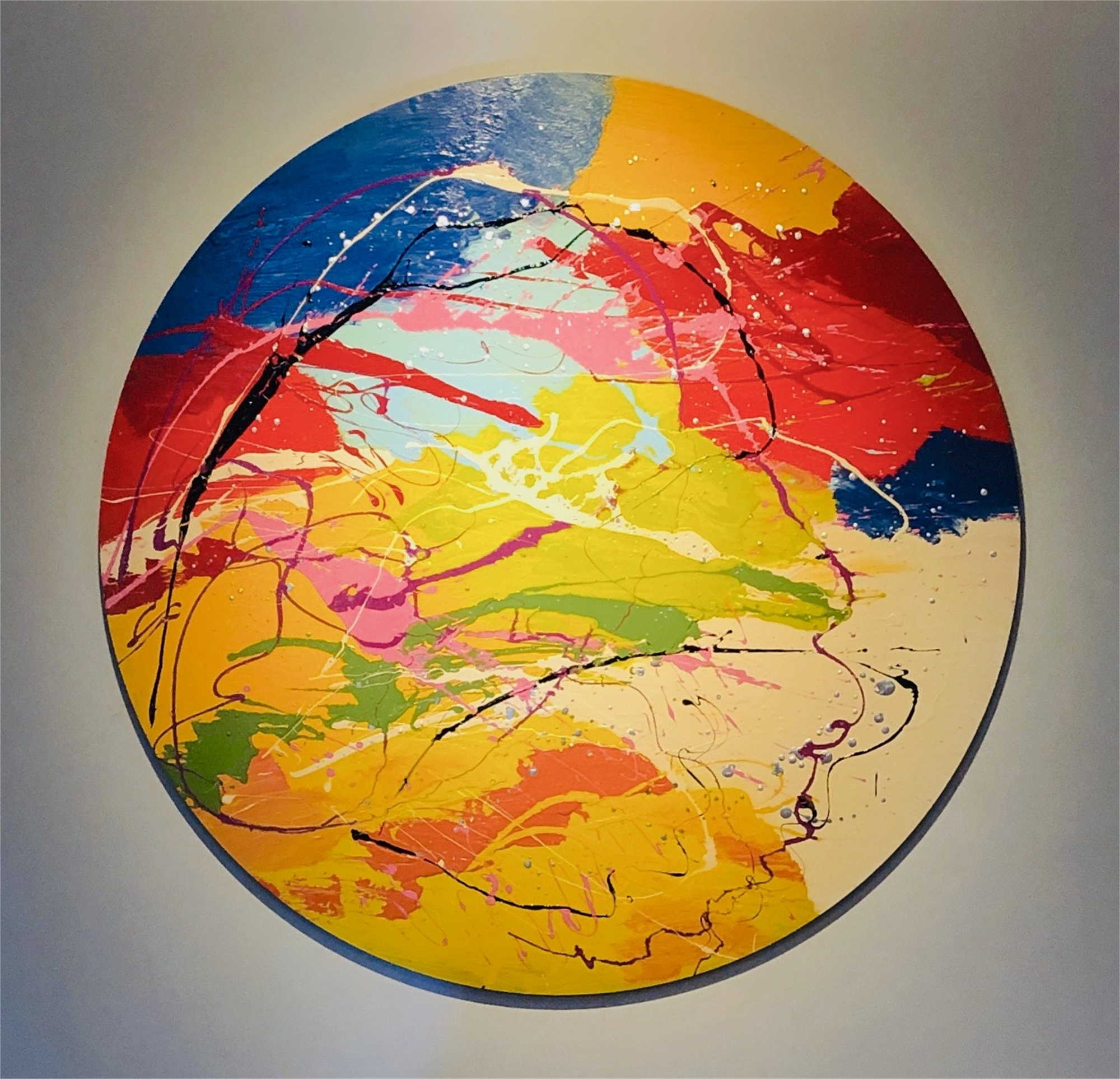 """Circle of life No1"" by Elena Bulatova"