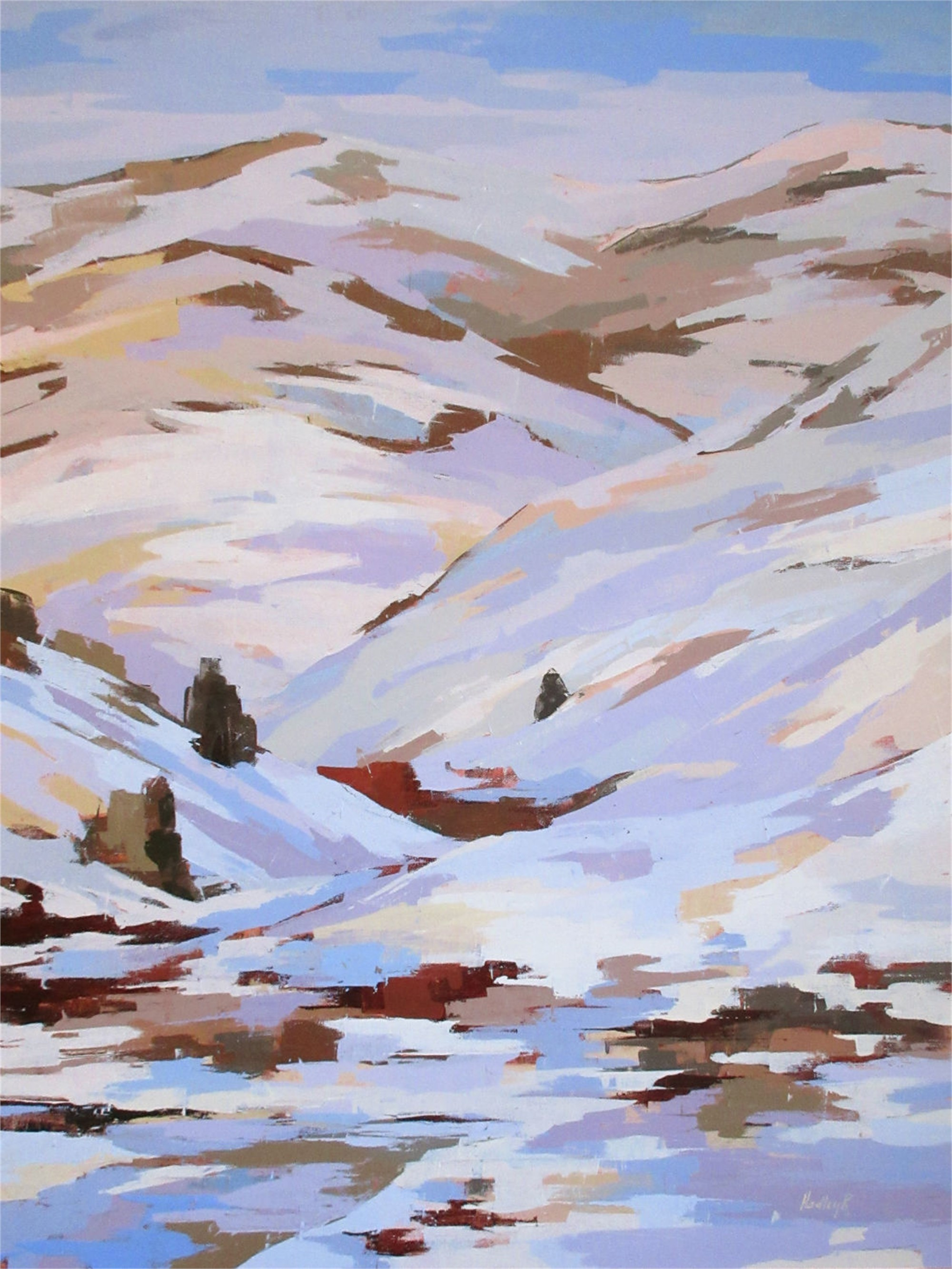 La Neve by Hadley Rampton