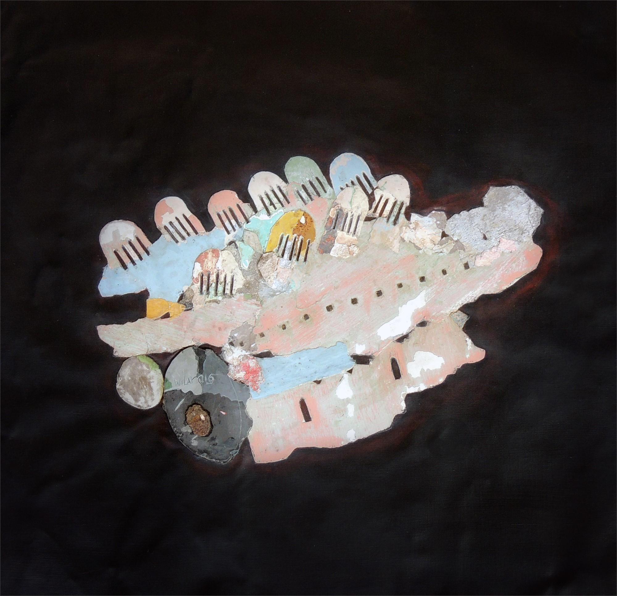Plane (Transbordador) (M-14) by Wilay Mendez