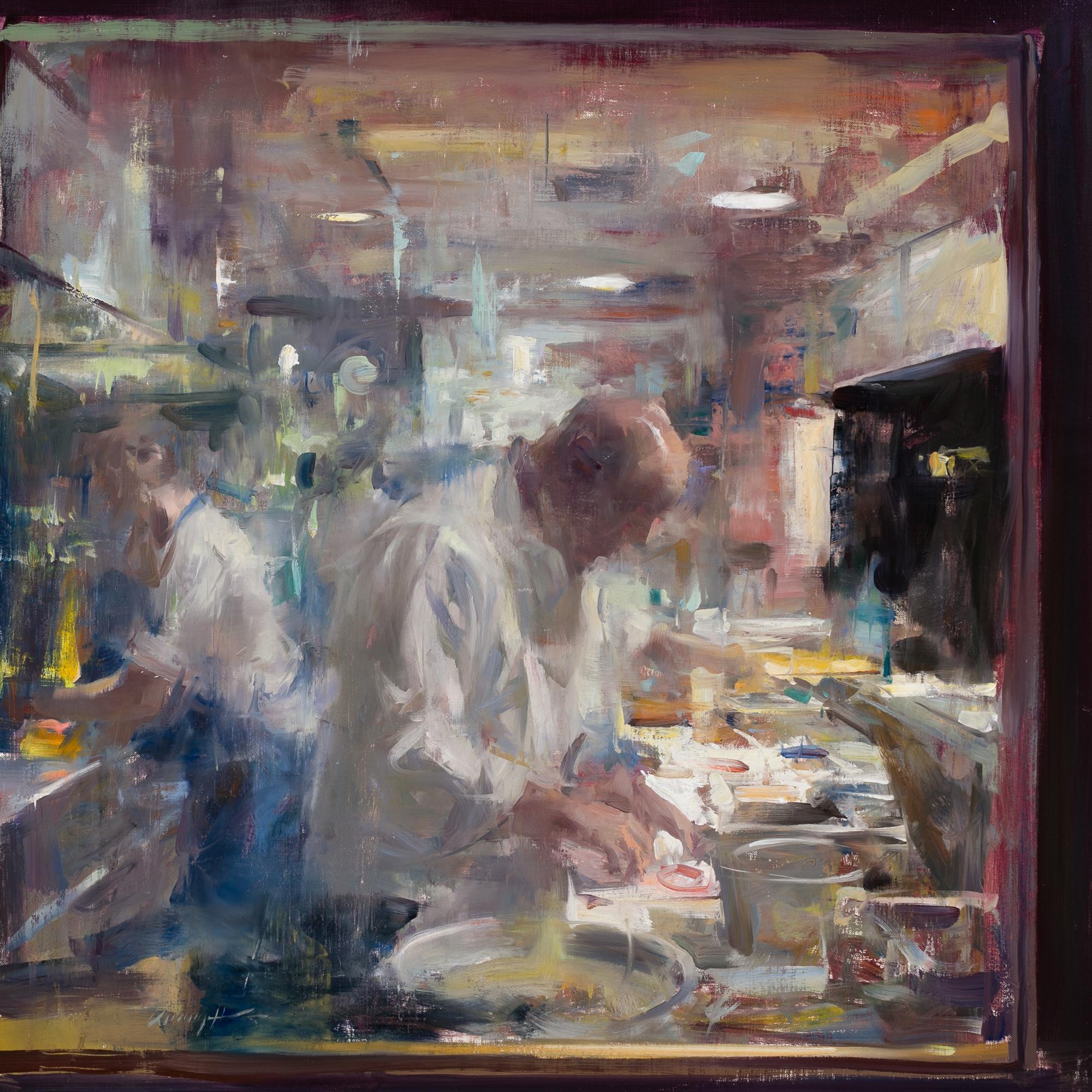 Chef Bonanno Atmospheric by Quang Ho
