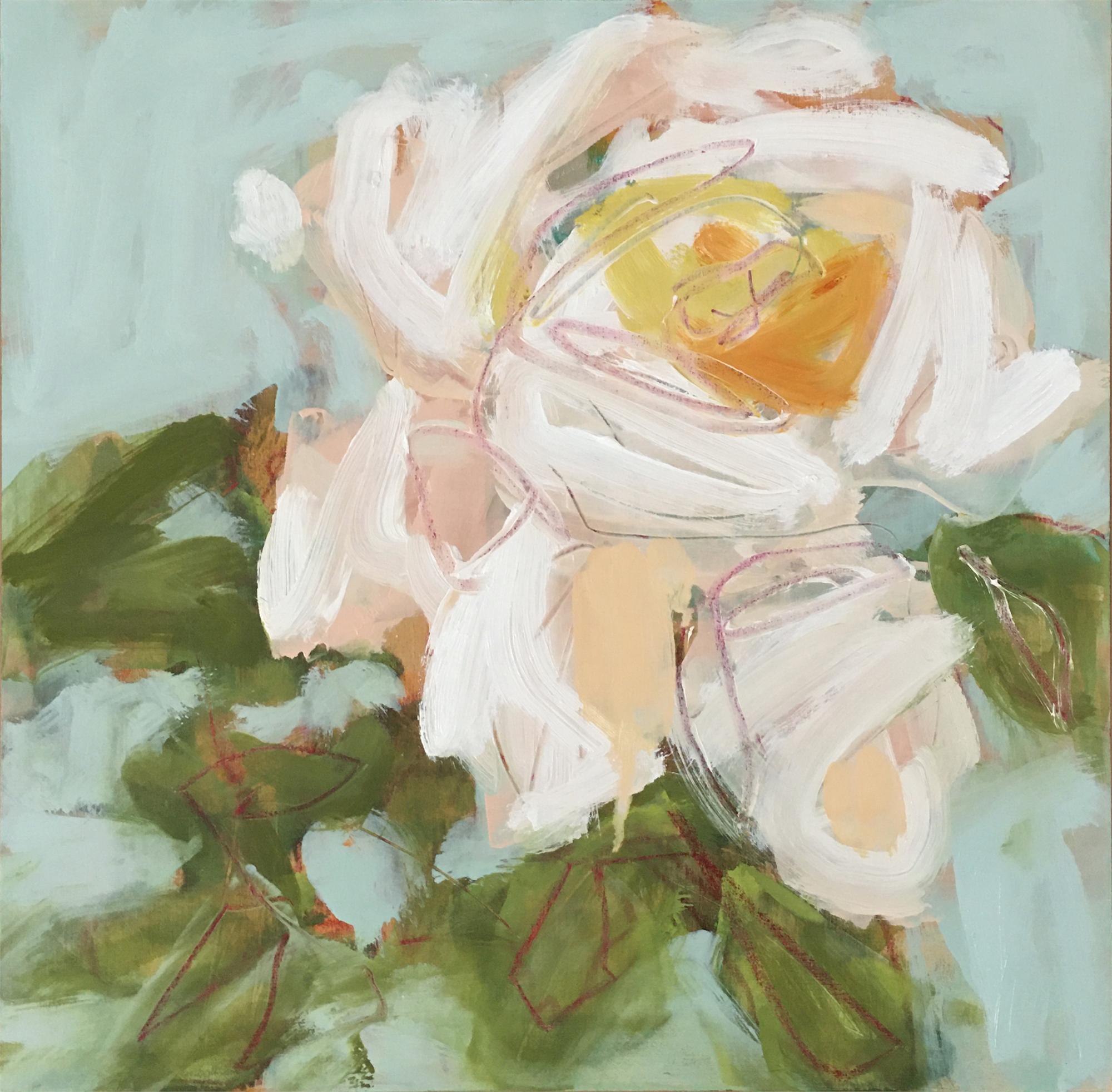 Peony Study II by Lynn Johnson