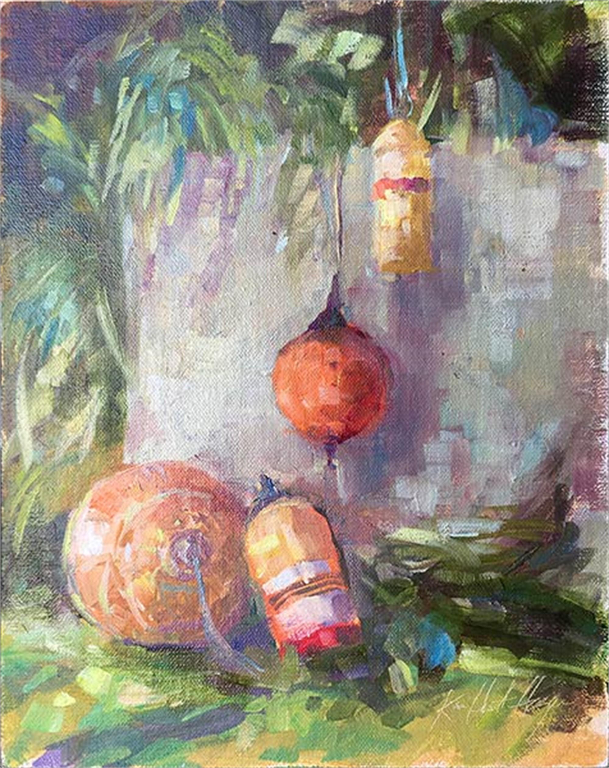 Abaco Floats by Karen Hewitt Hagan