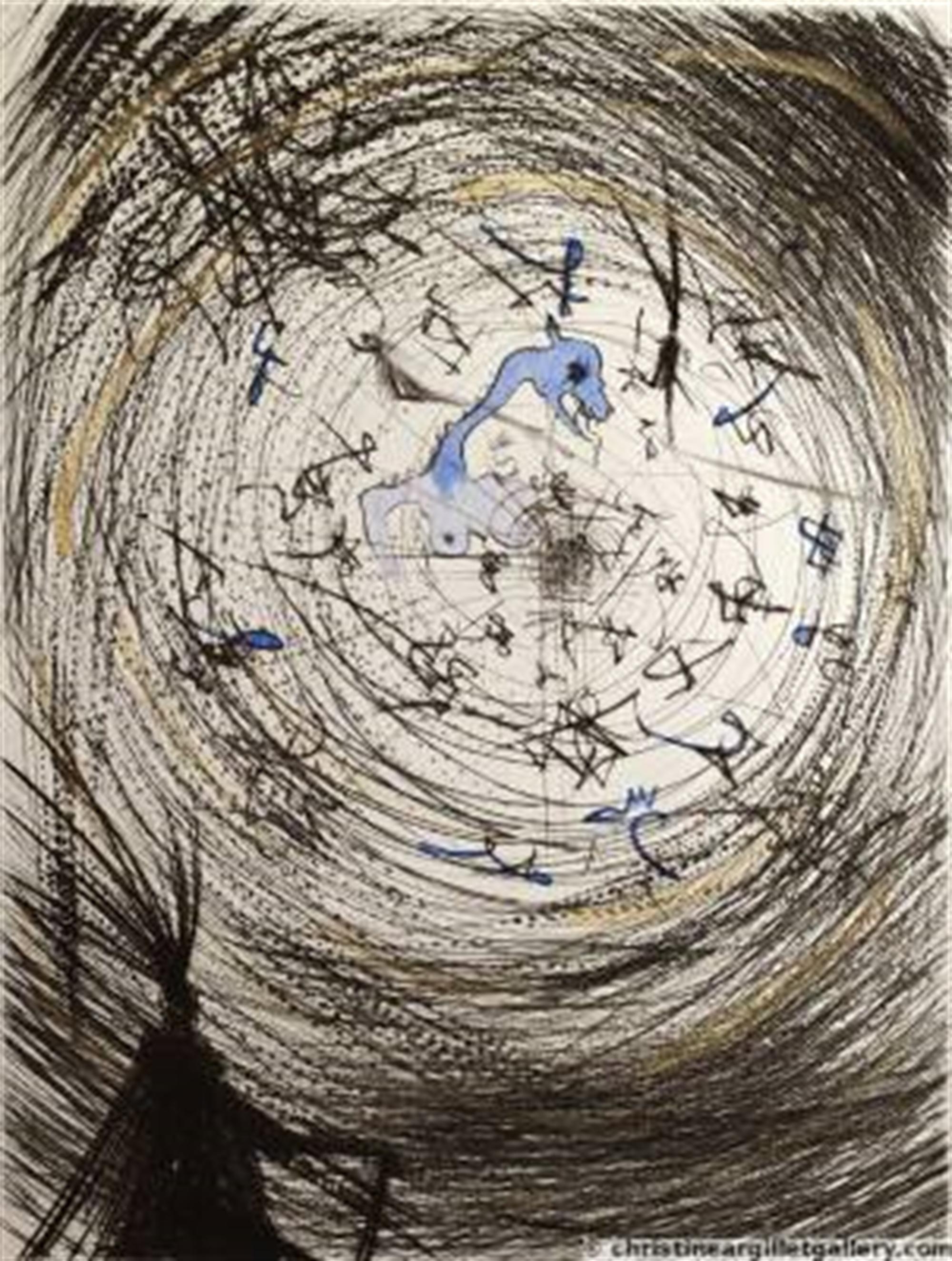 "Faust ""Sator"" by Salvador Dali"