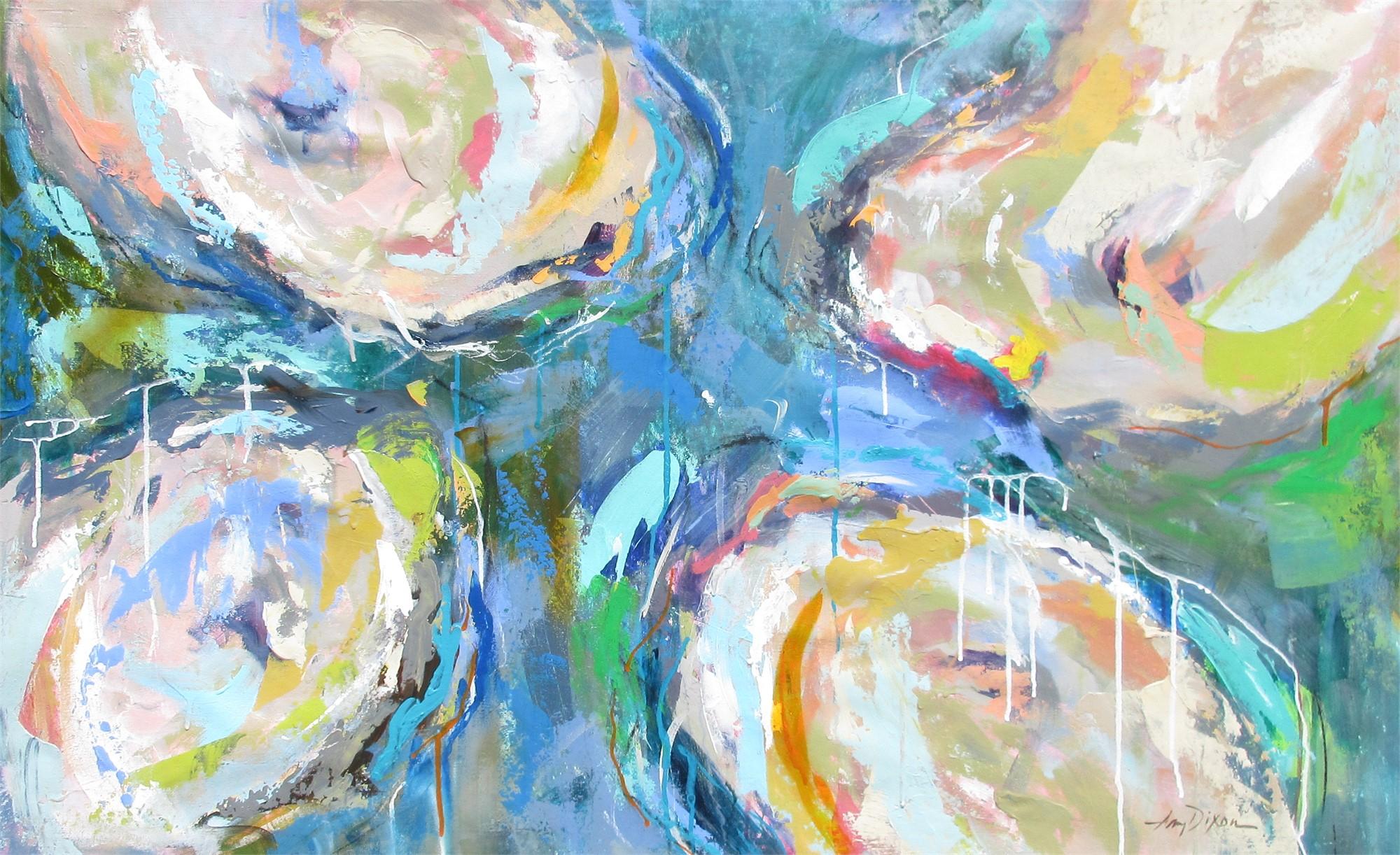 Oyster Capri by Amy Dixon