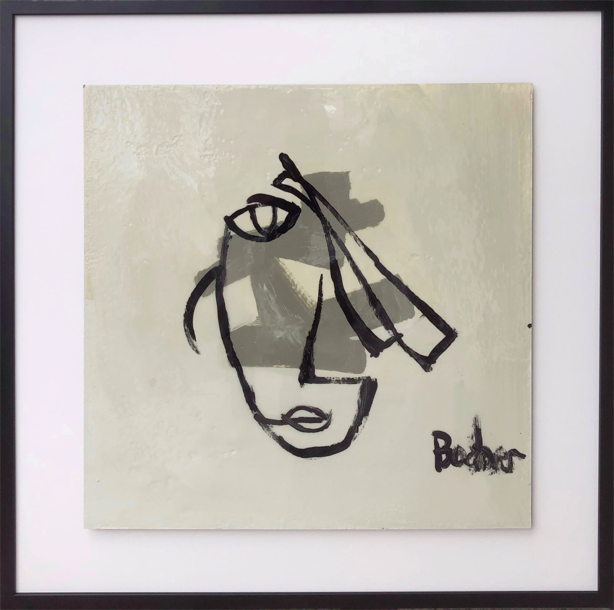 Friendly Faces II by Gary Bodner