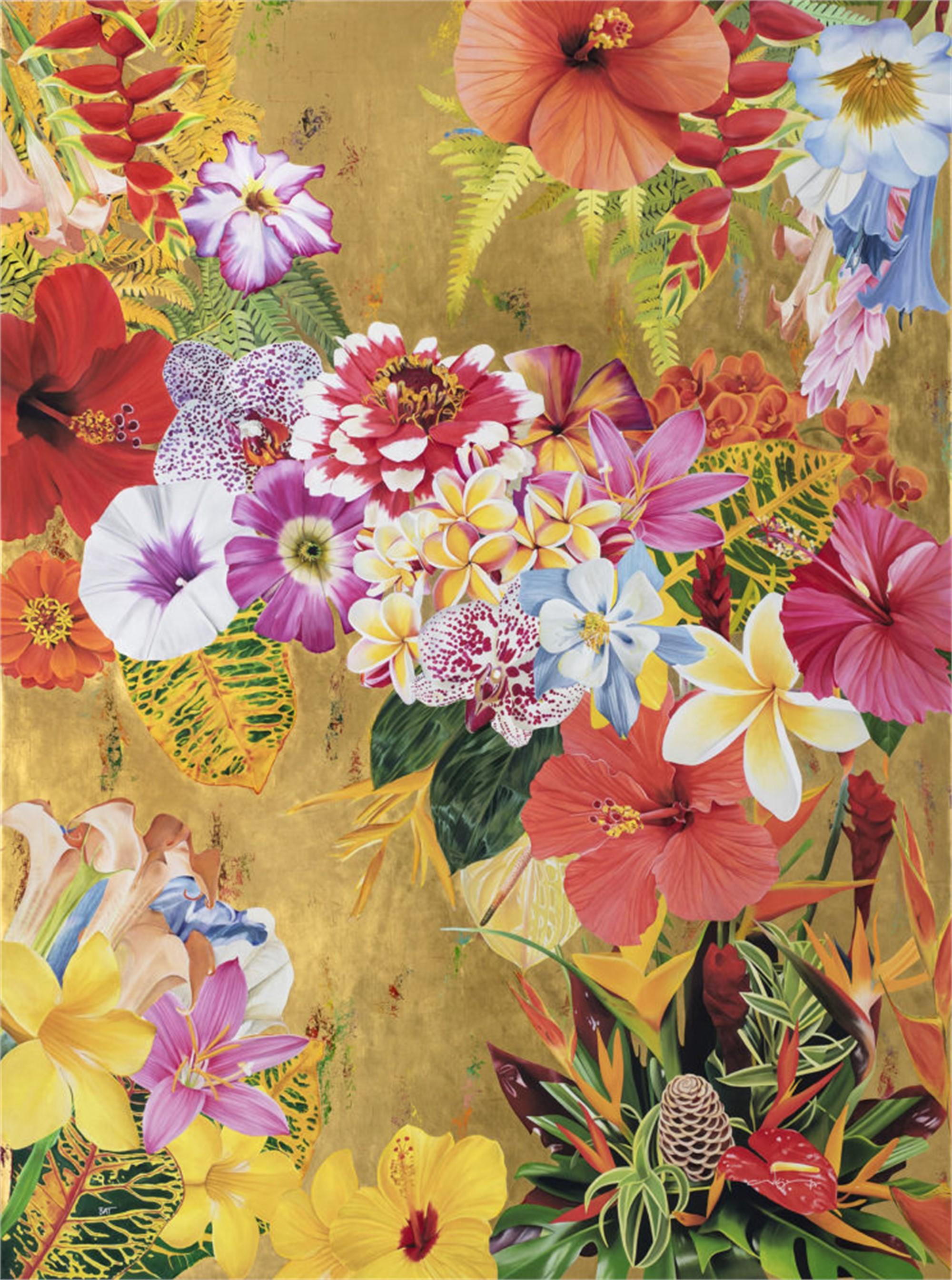 Gild the Lily I by Carlos Rolón