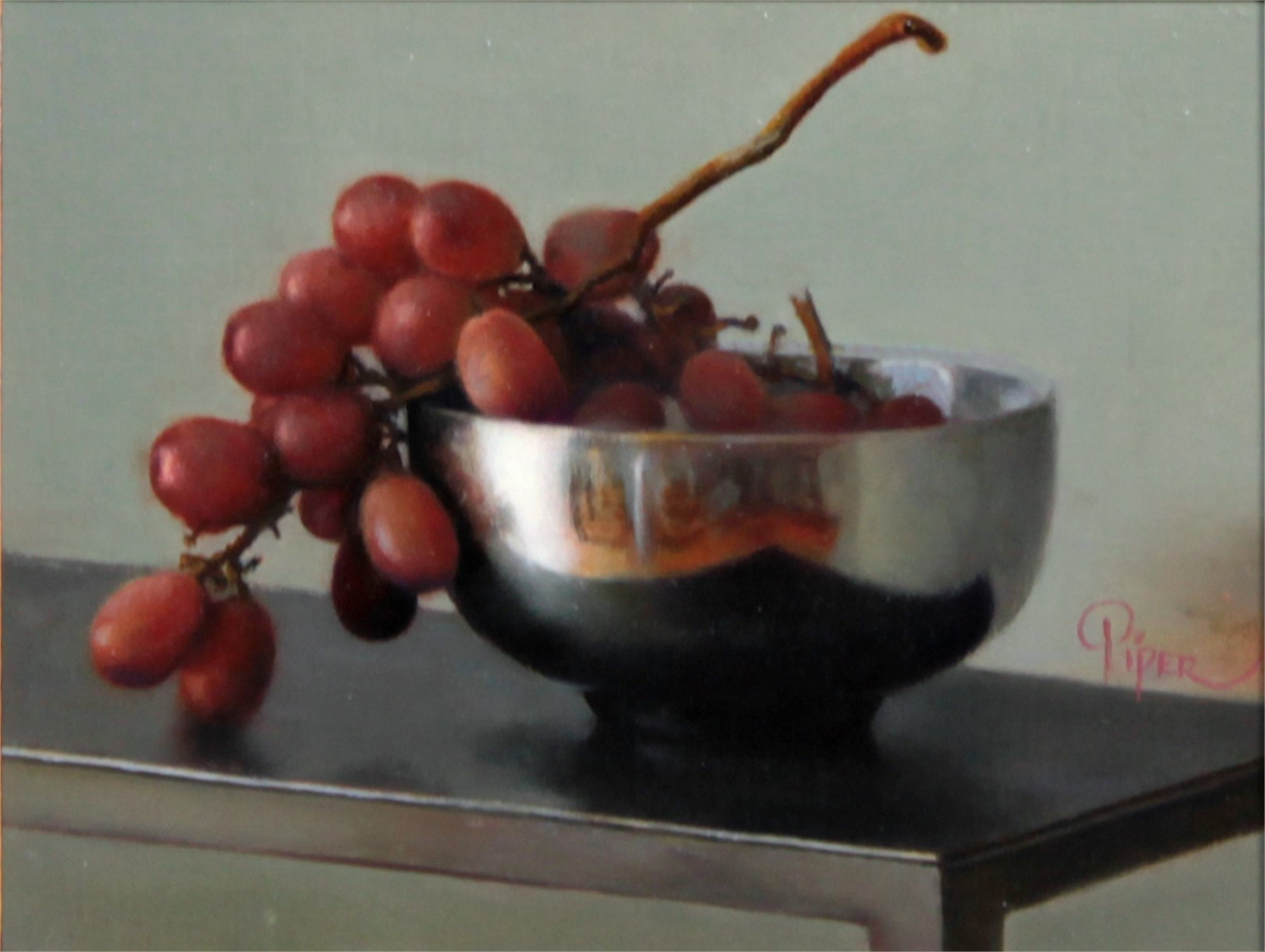 Grapes by Marsha Whitesides Piper