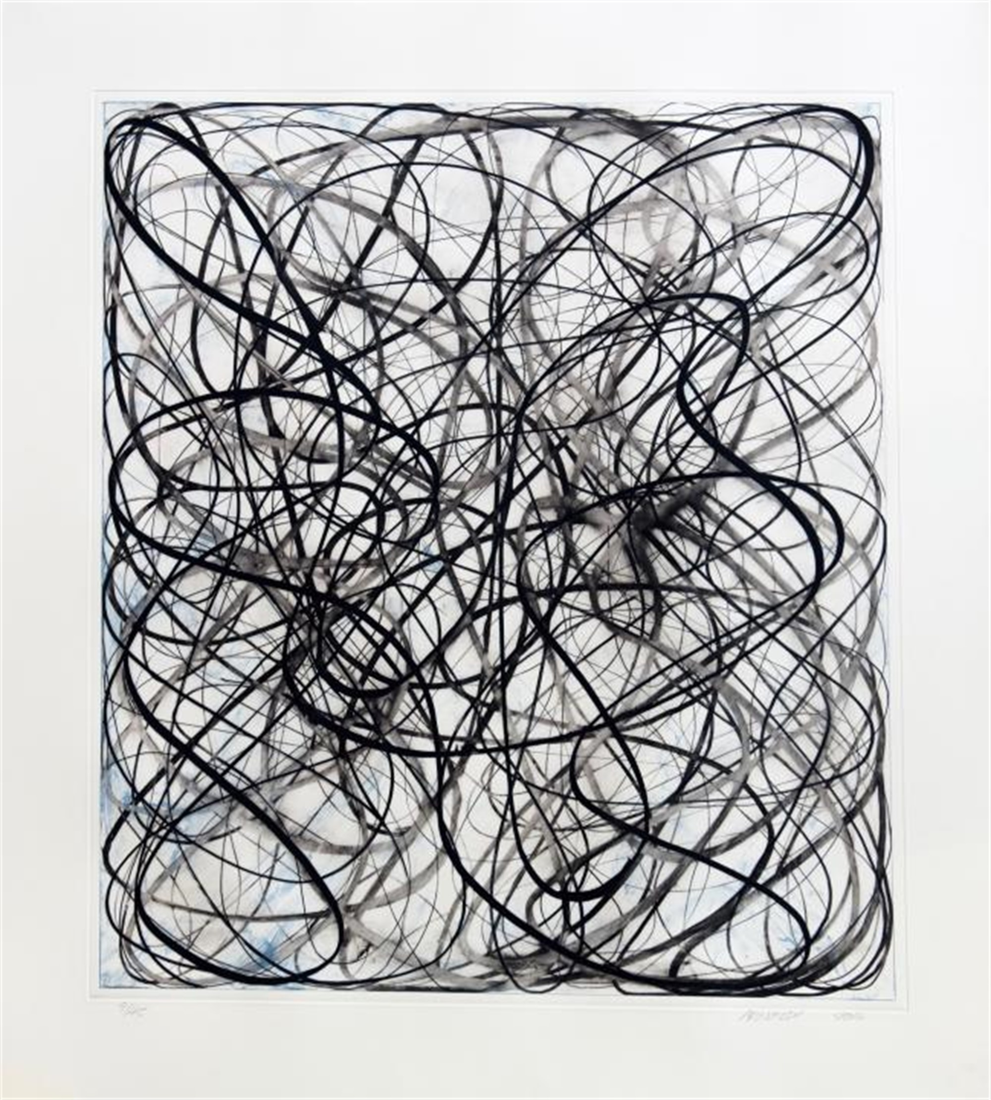 String Theory I by Charles Arnoldi