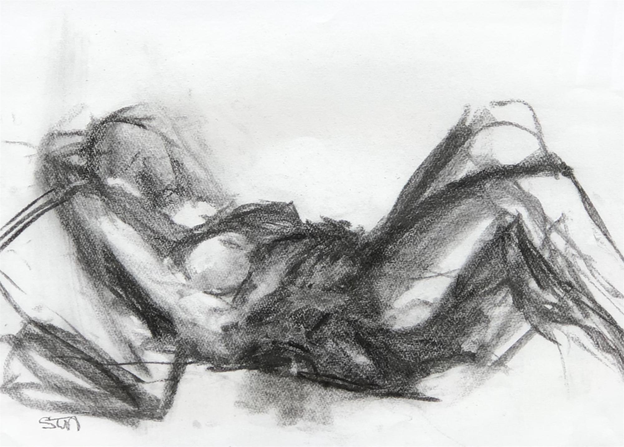 Gestural VI by Susan Altman