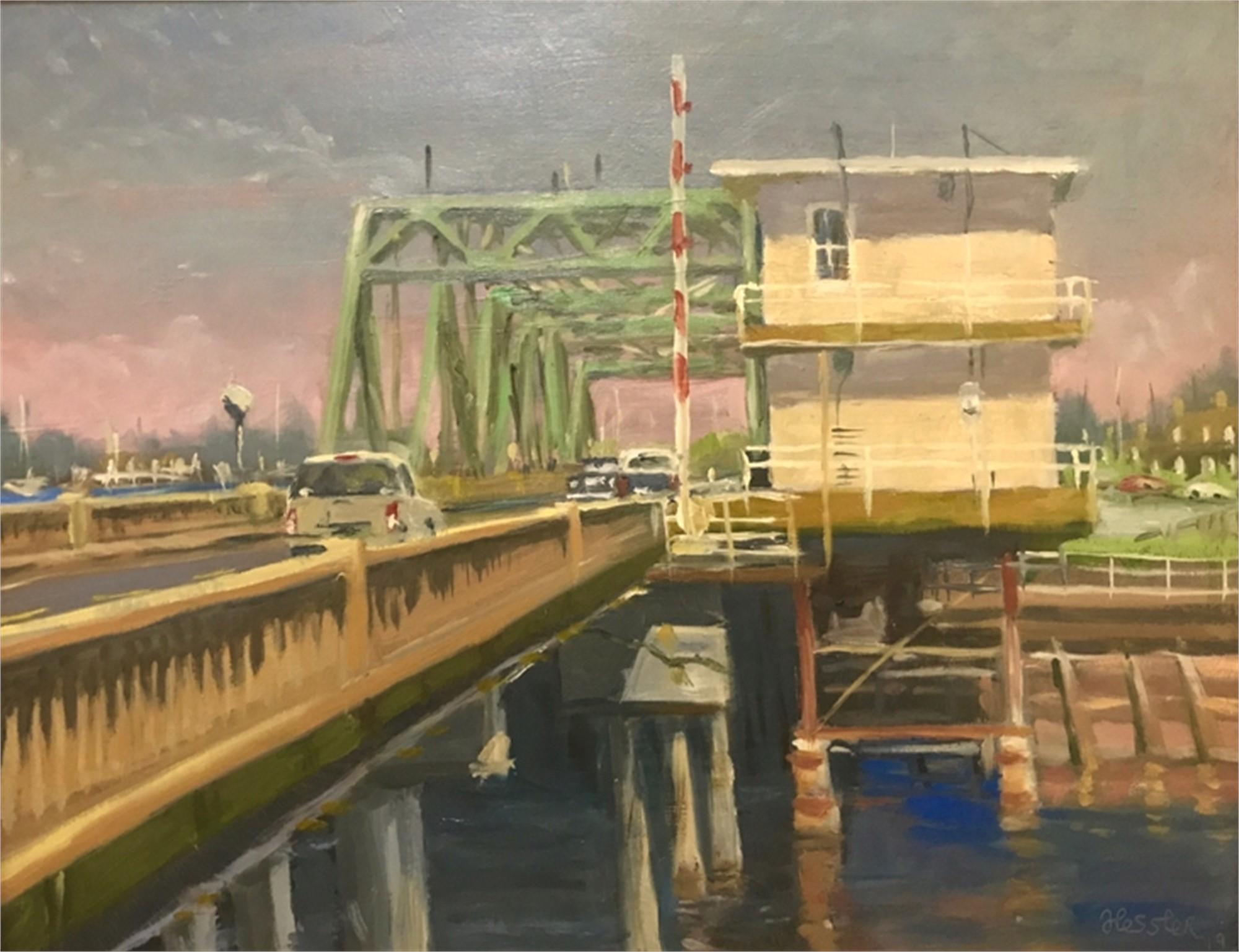 Swing Bridge by Steve Hessler
