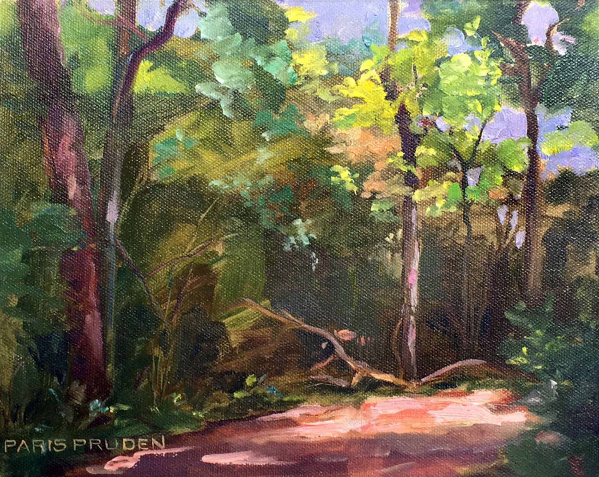 Deep in the Woods by Nancy Paris Pruden