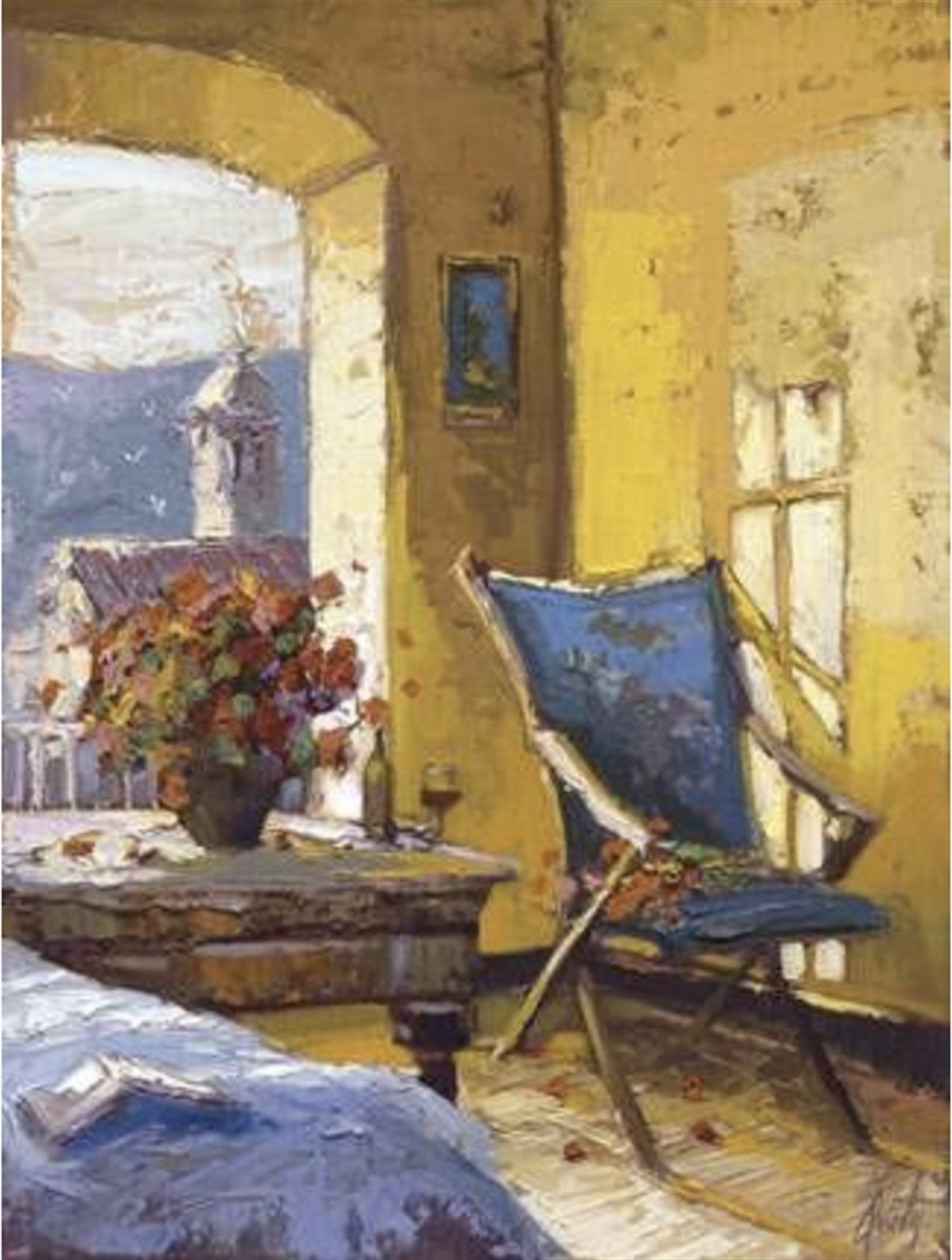 Portofino Retreat by Steven Quartly