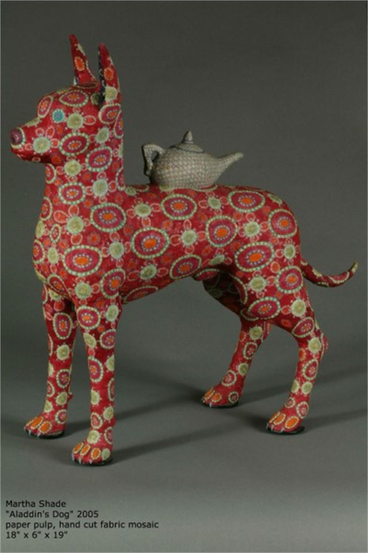 Aladdin's Dog by Martha Shade
