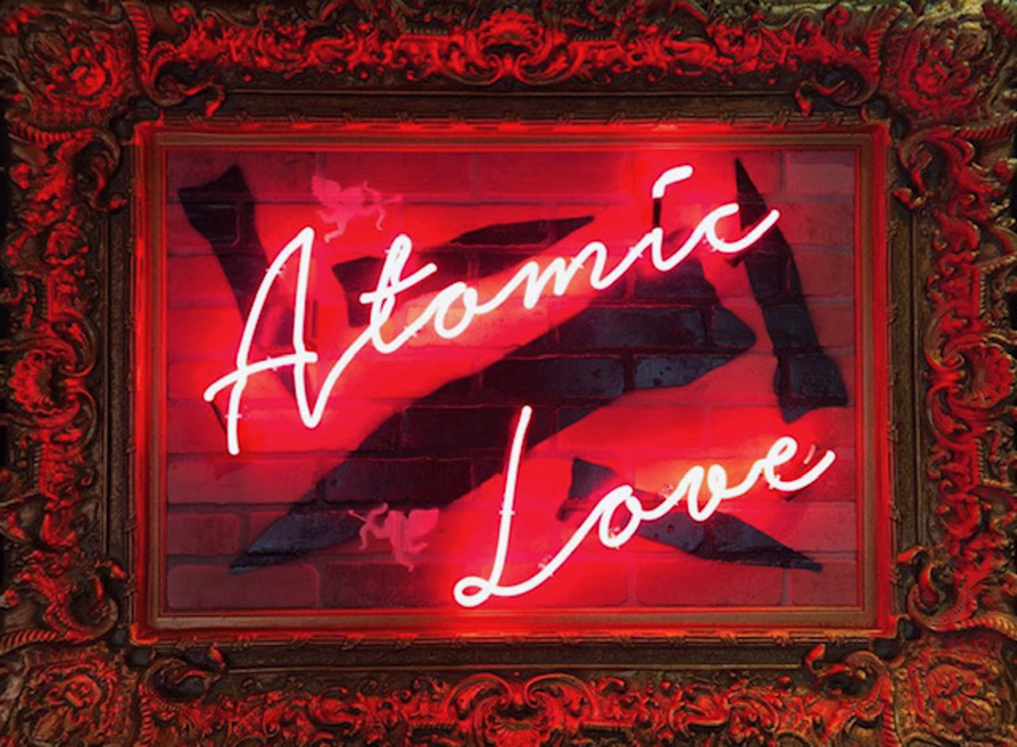 Atomic Love by Behind Pink Walls