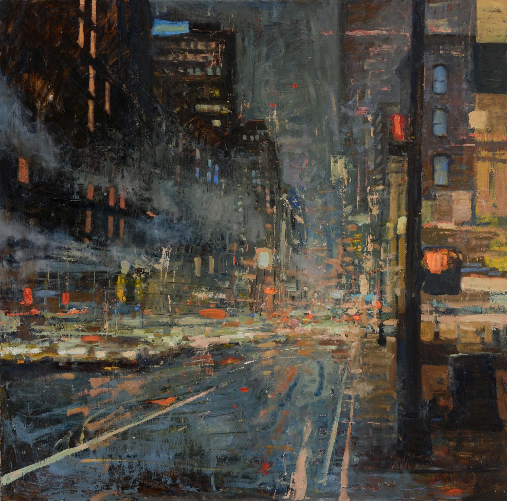 Urban Mist by Jim Beckner