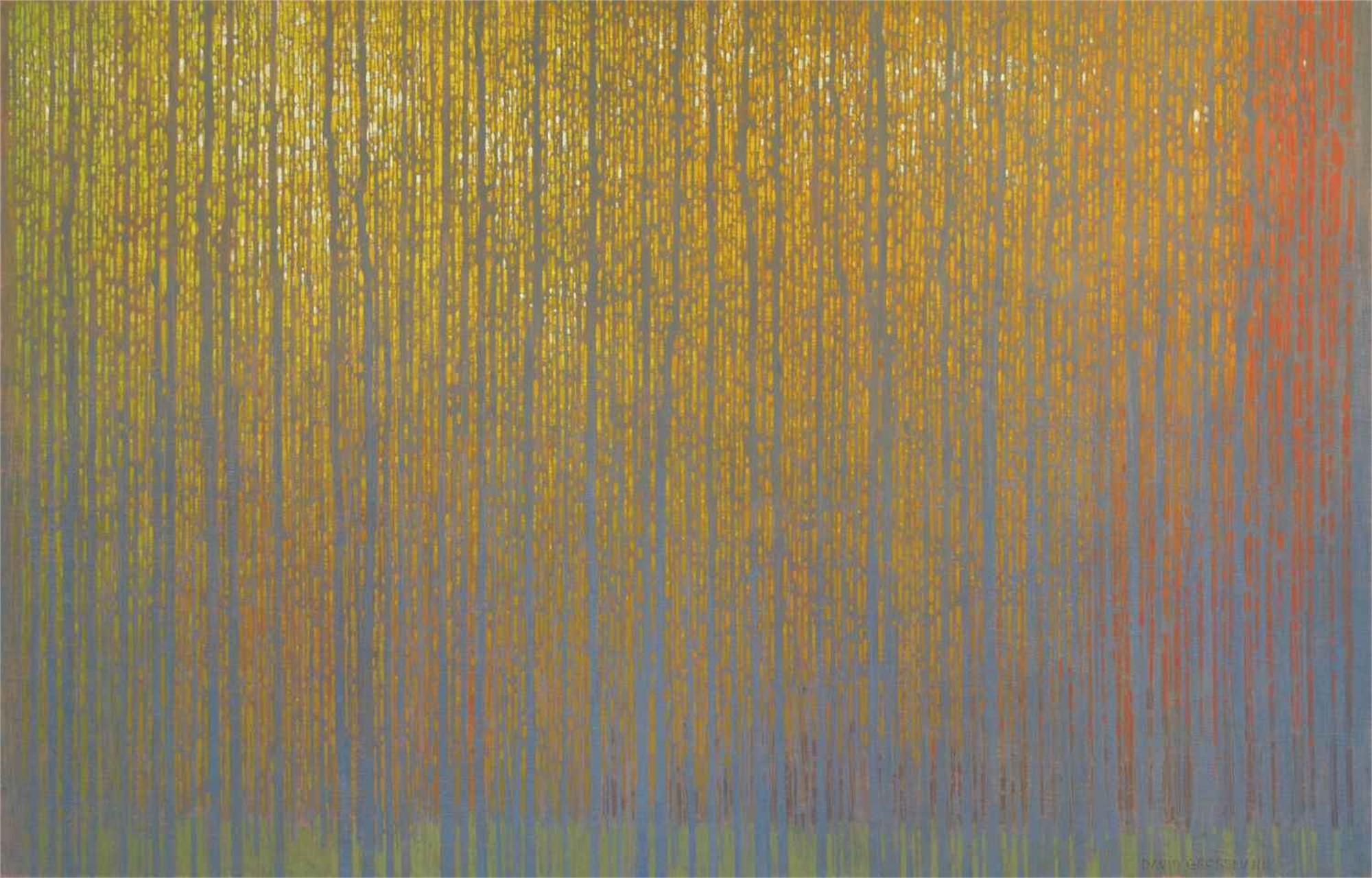 Autumn Color Patterns by David Grossmann