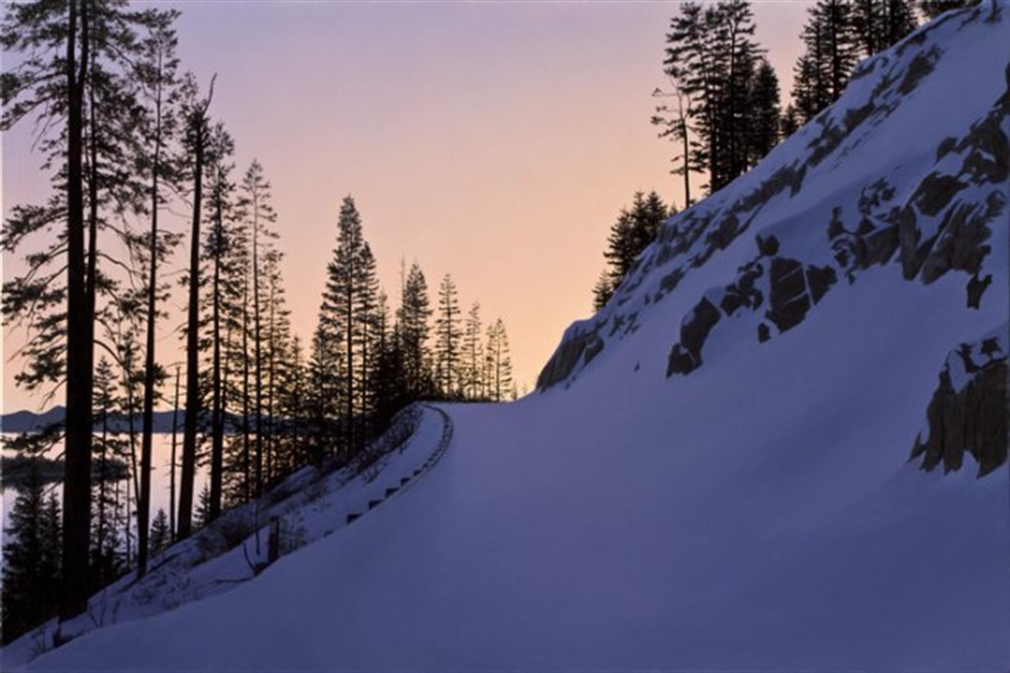 Tahoe Sunrise by Alexander Volkov