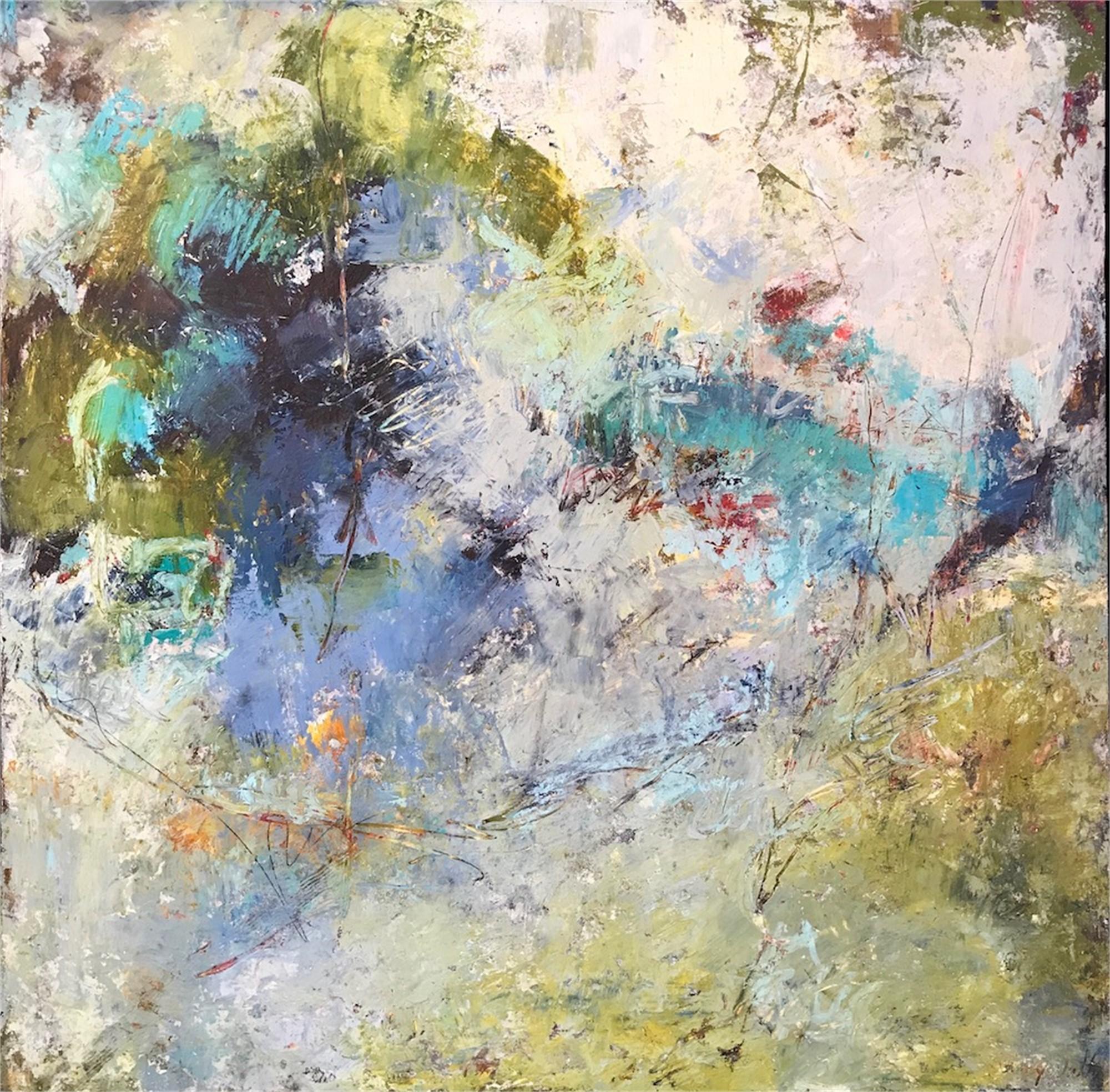 Sea Glass 10 by Cindy Walton