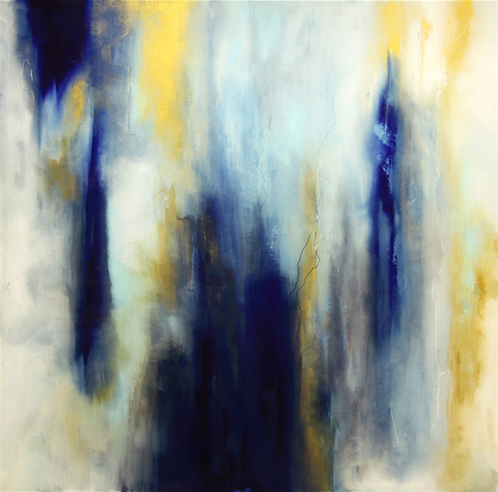 Sapphire Sparkling in the Sky by Katherine Houston