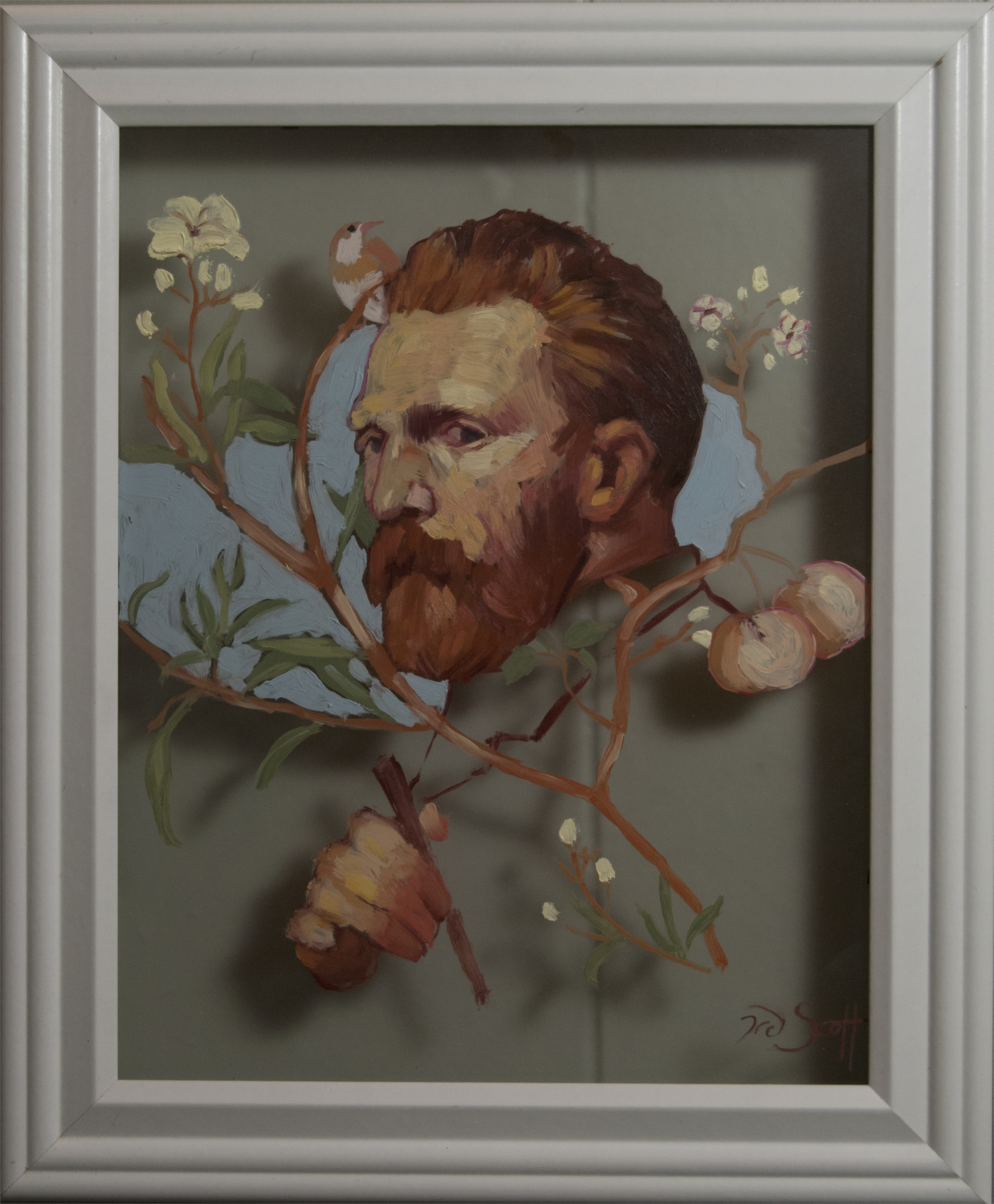 Van Gogh Design by Richard T Scott