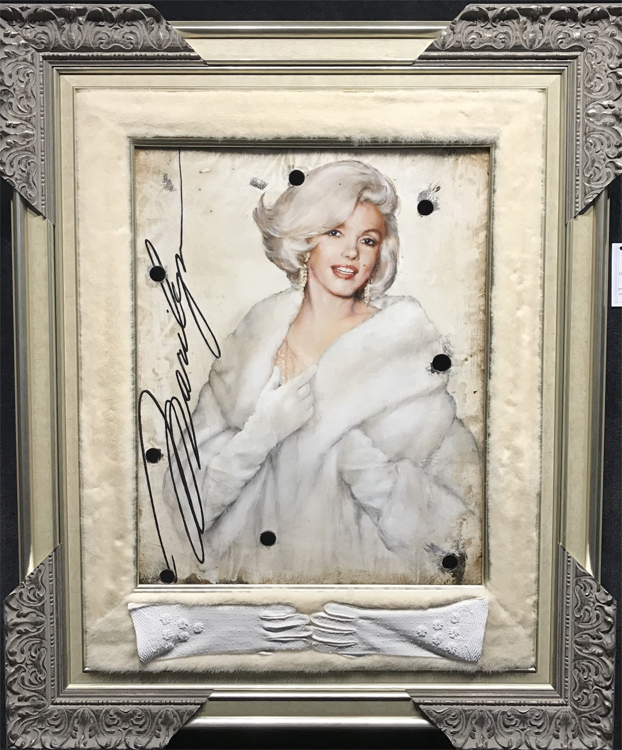 Marilyn Monroe Happy Birthday Mr. President by Bill Mack