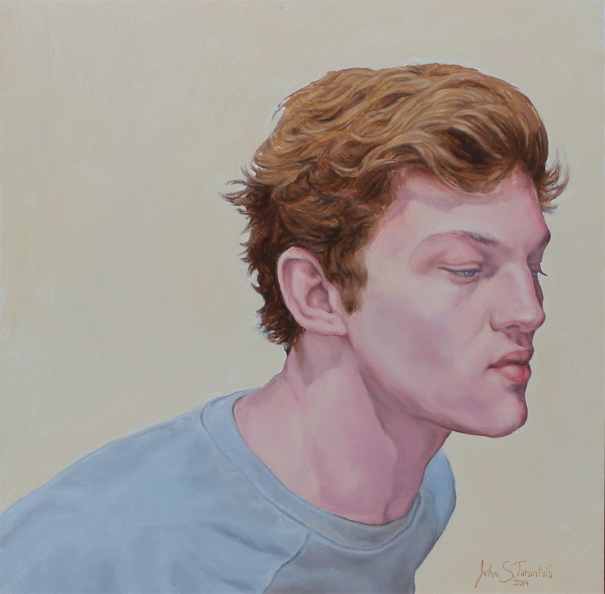 Sebastian by John Tarantola
