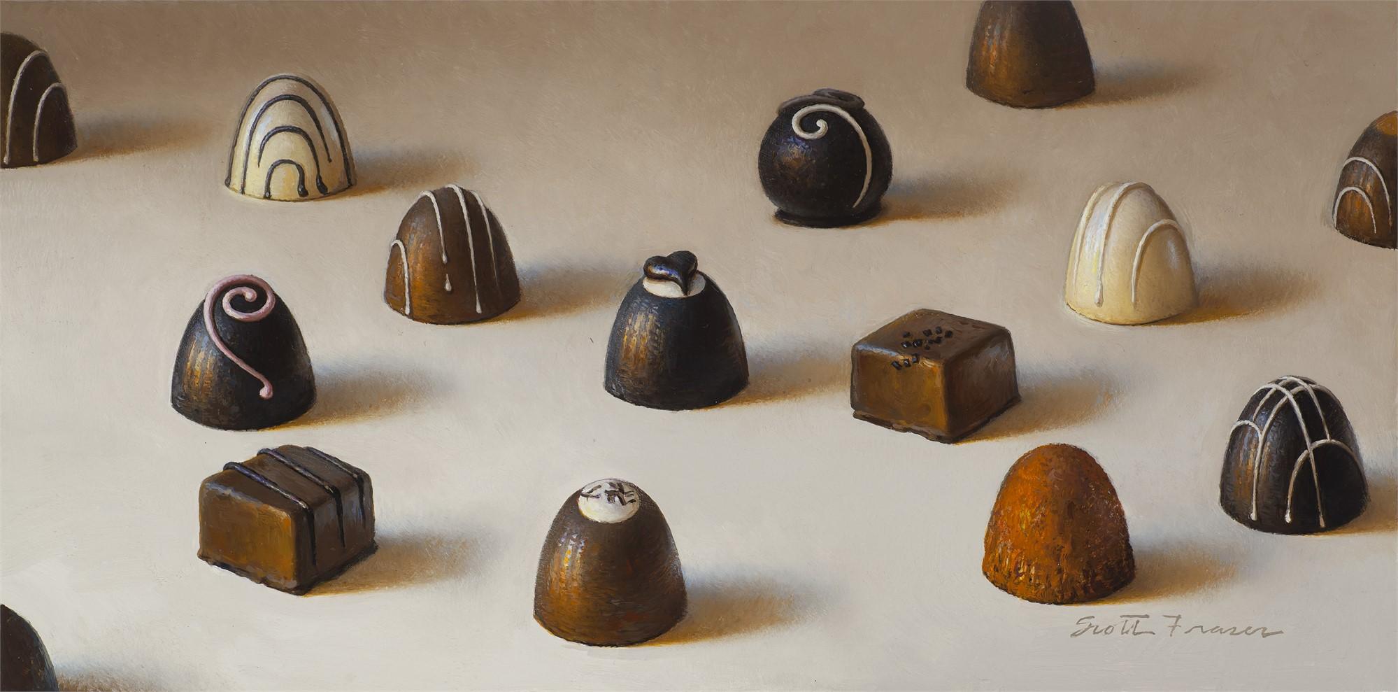 Fifteen Chocolates by Scott Fraser