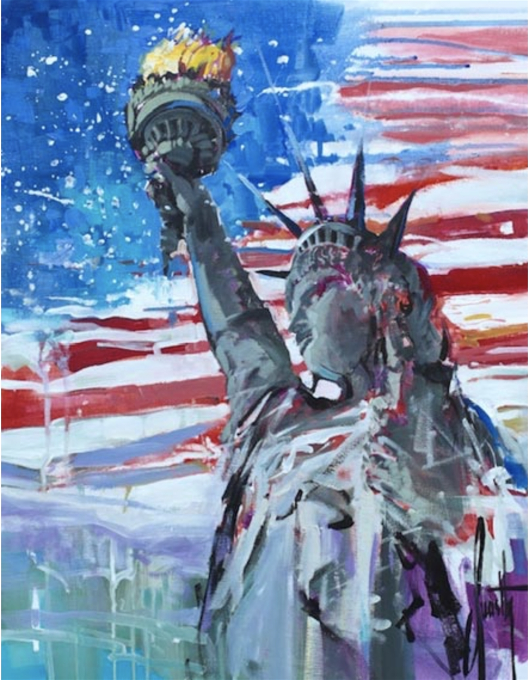 Liberty by Steven Quartly