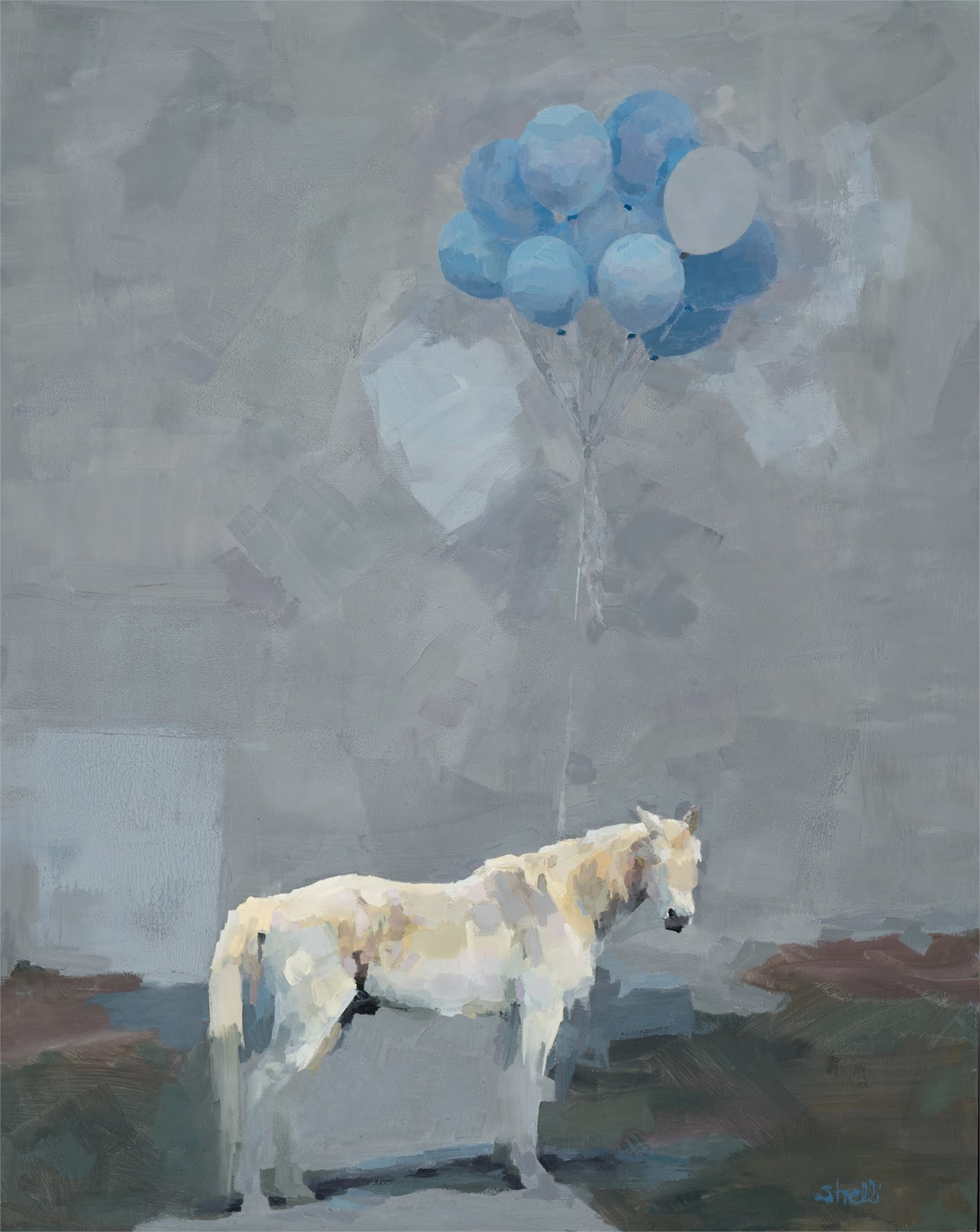 Desolate by Shelli Langdale