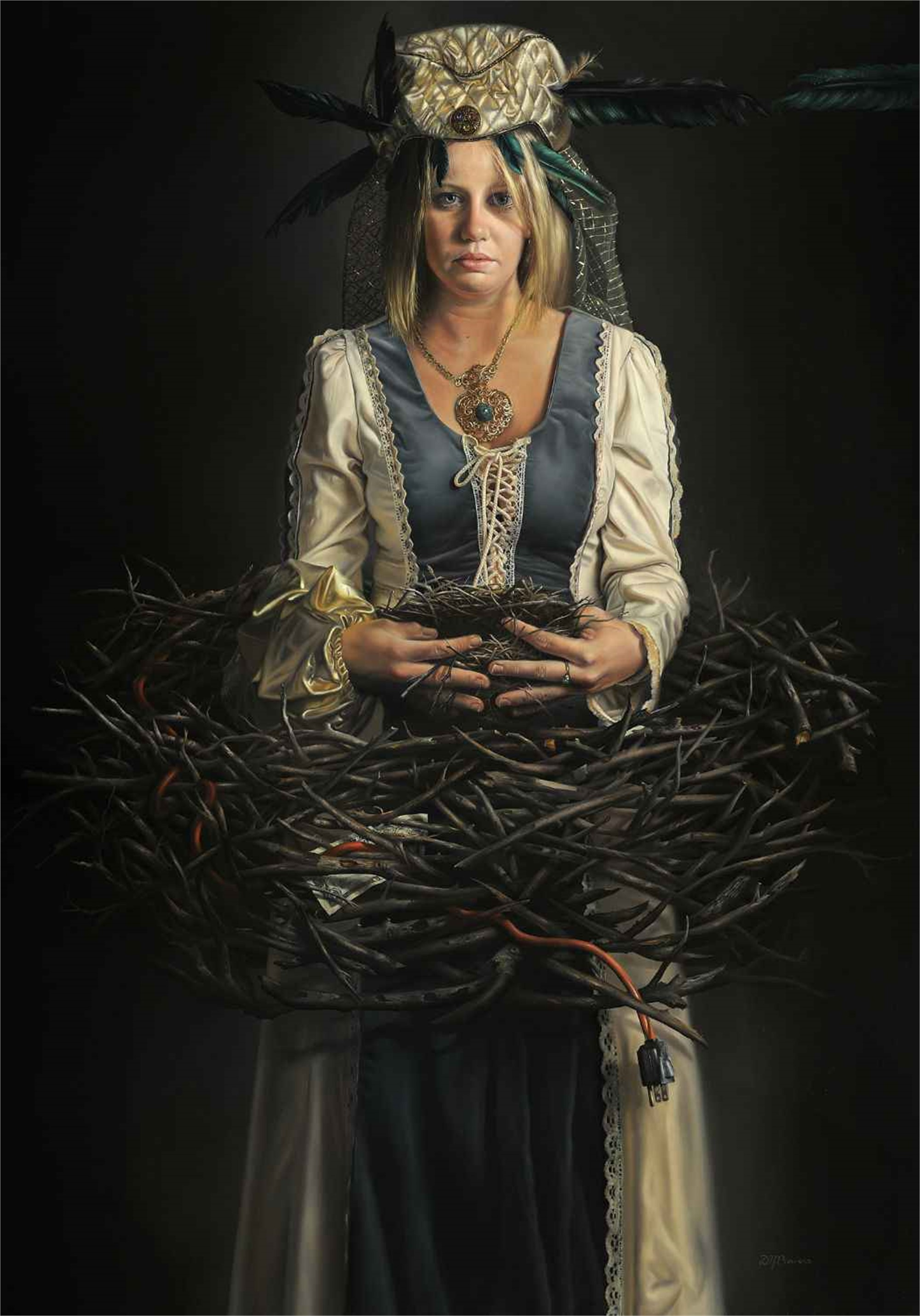 The Eternal Touch by David Michael Bowers
