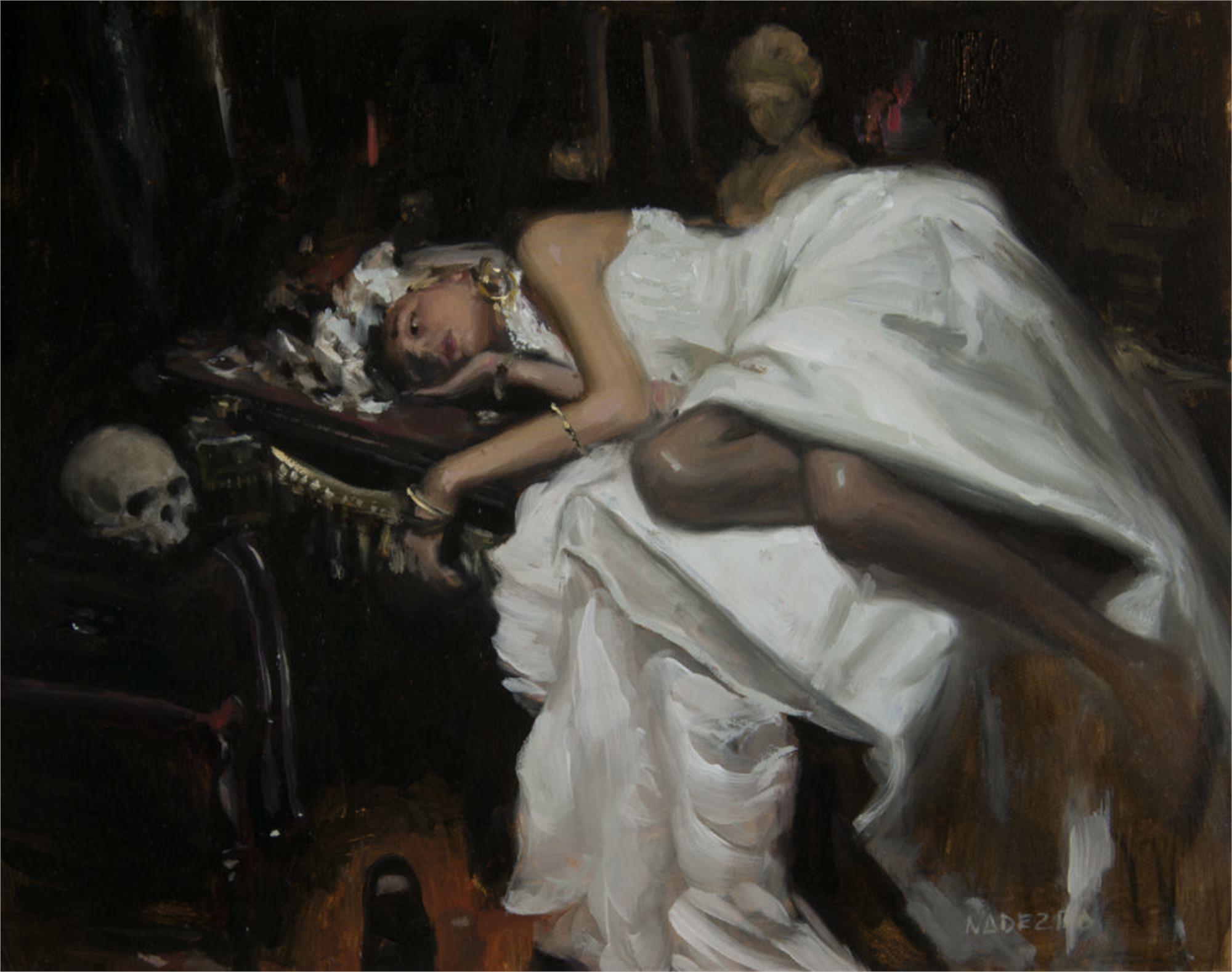 D'Apres Elle by Nadezda