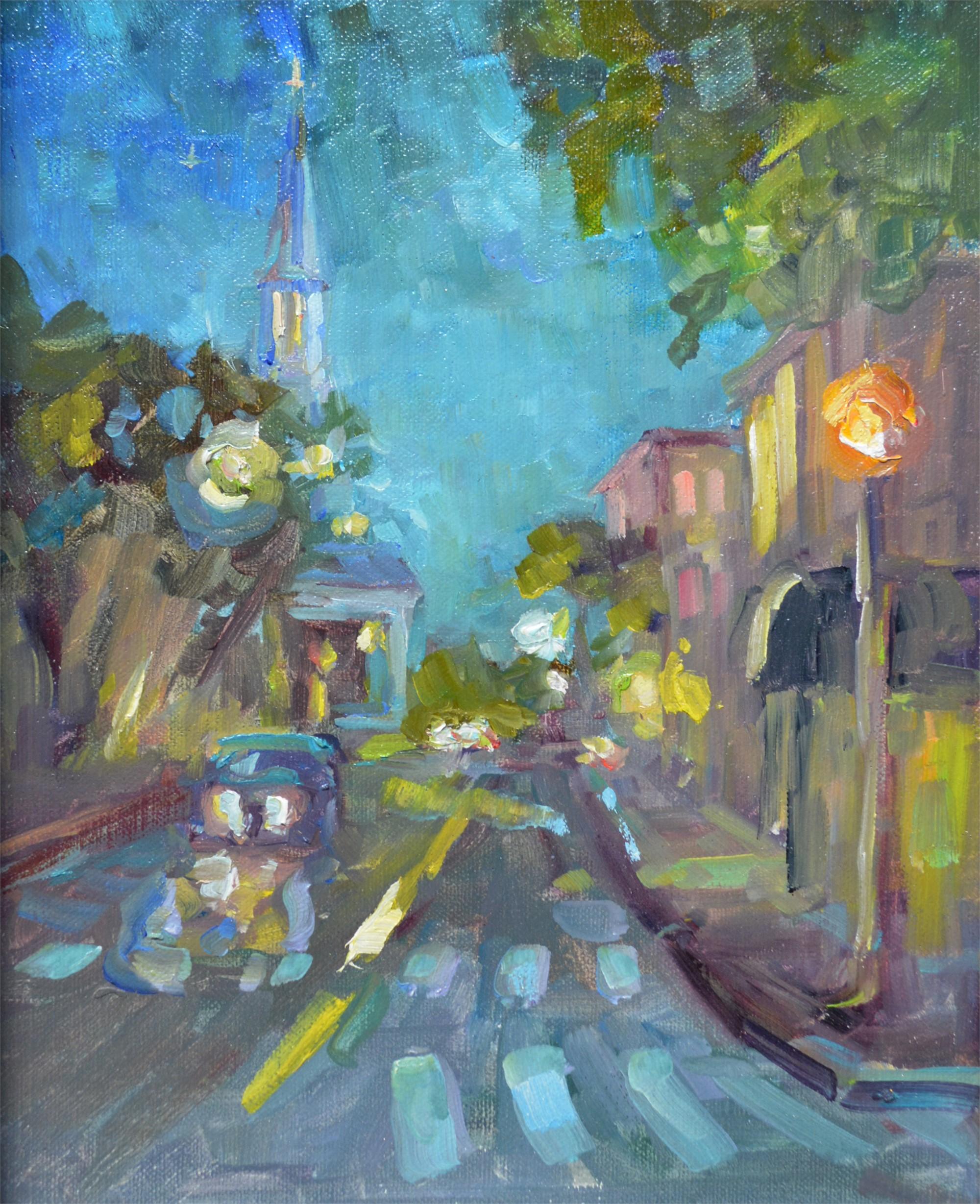Charleston Blues by Karen Hewitt Hagan