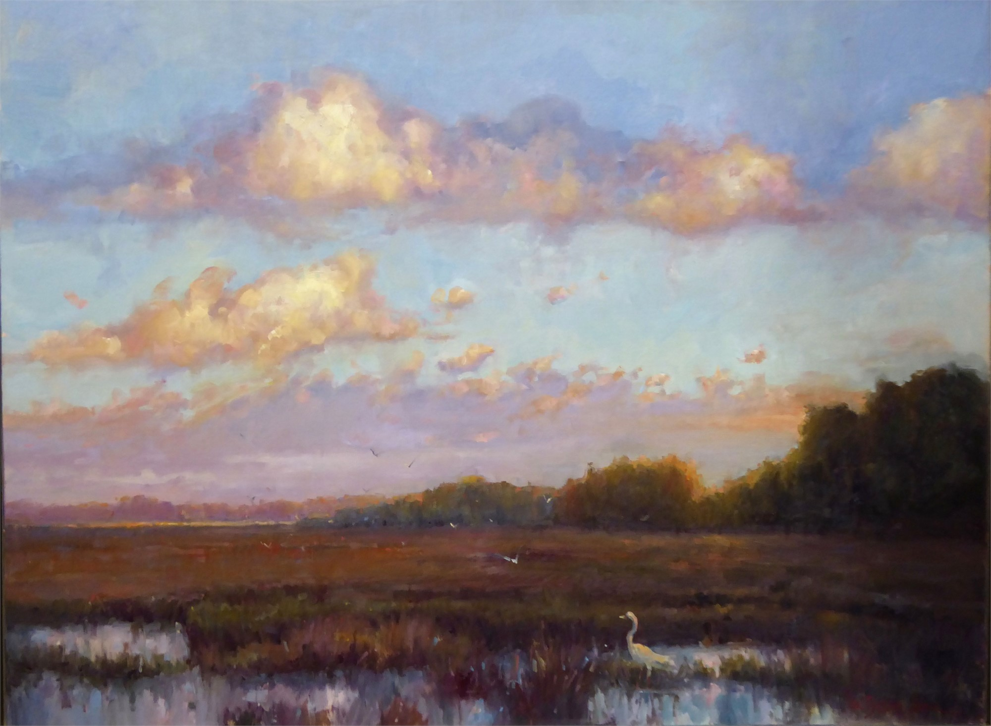Marshy Splendor by Dee Beard Dean
