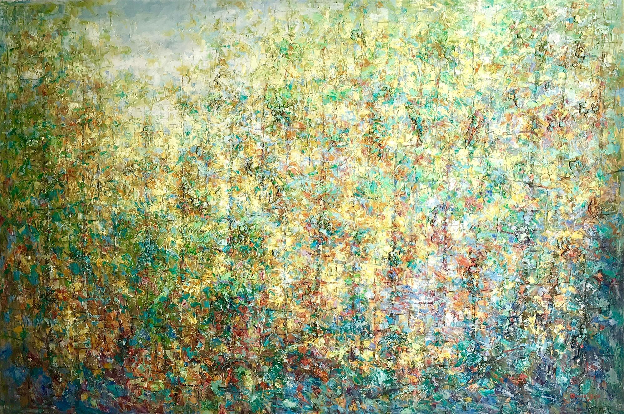 ABSTRACT TREES by RODRIGO