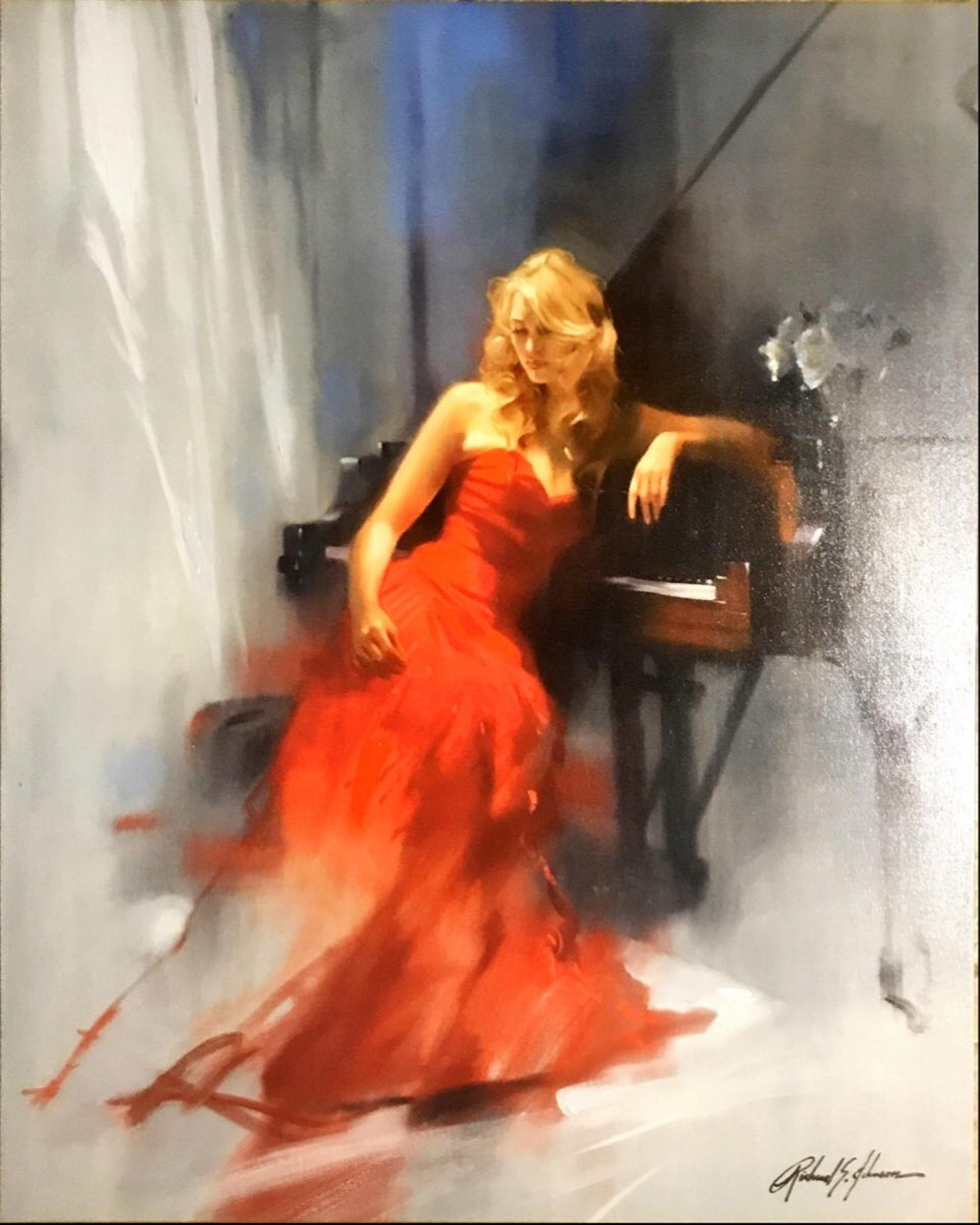 Crimson Sonata by Richard Johnson
