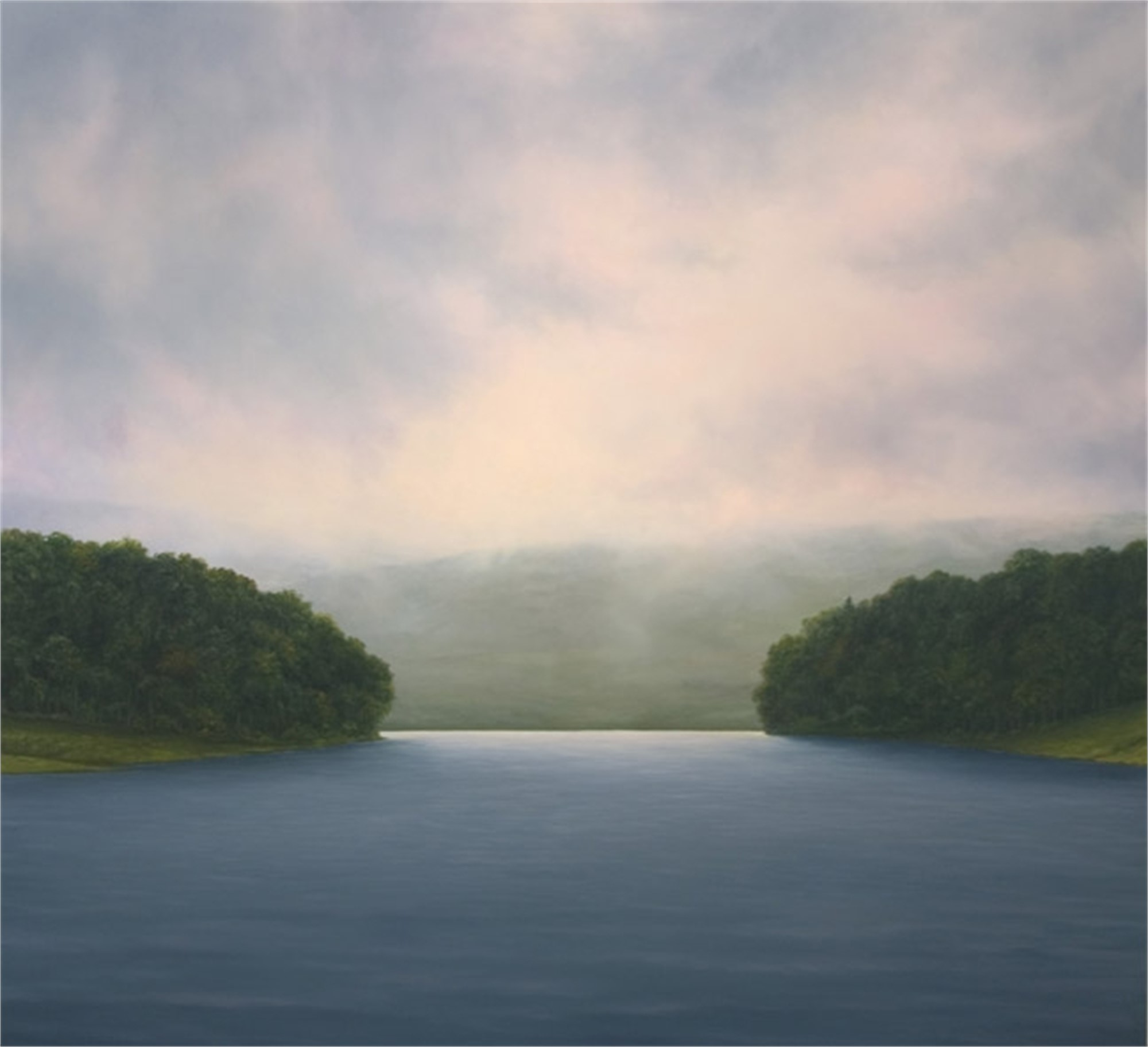 The Lake by Robert Bissell