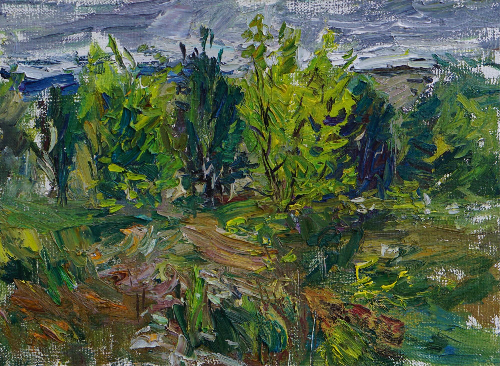 Stormy Day I by Ulrich Gleiter