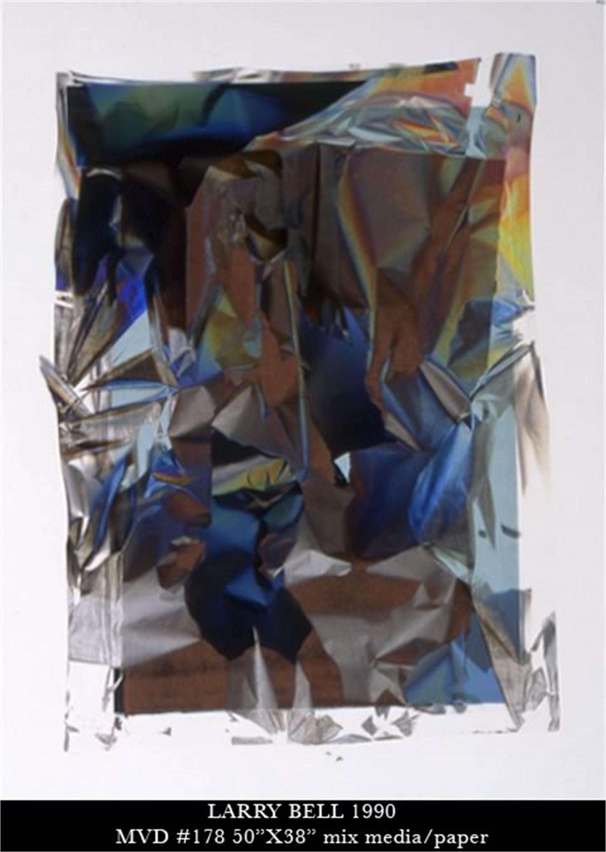 MVD 178 by Larry Bell